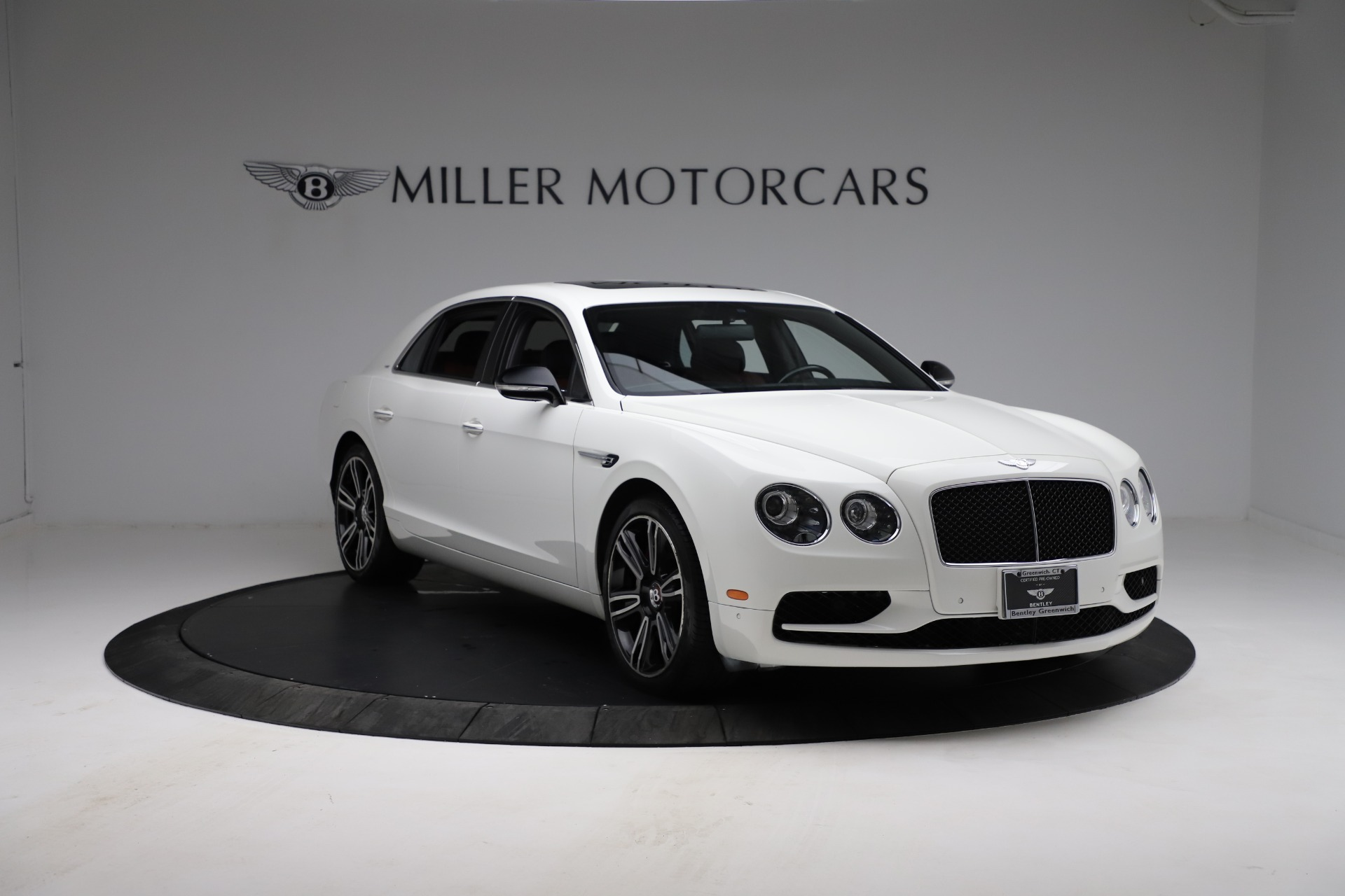 New 2017 Bentley Flying Spur V8 S For Sale In Greenwich, CT 507_p11