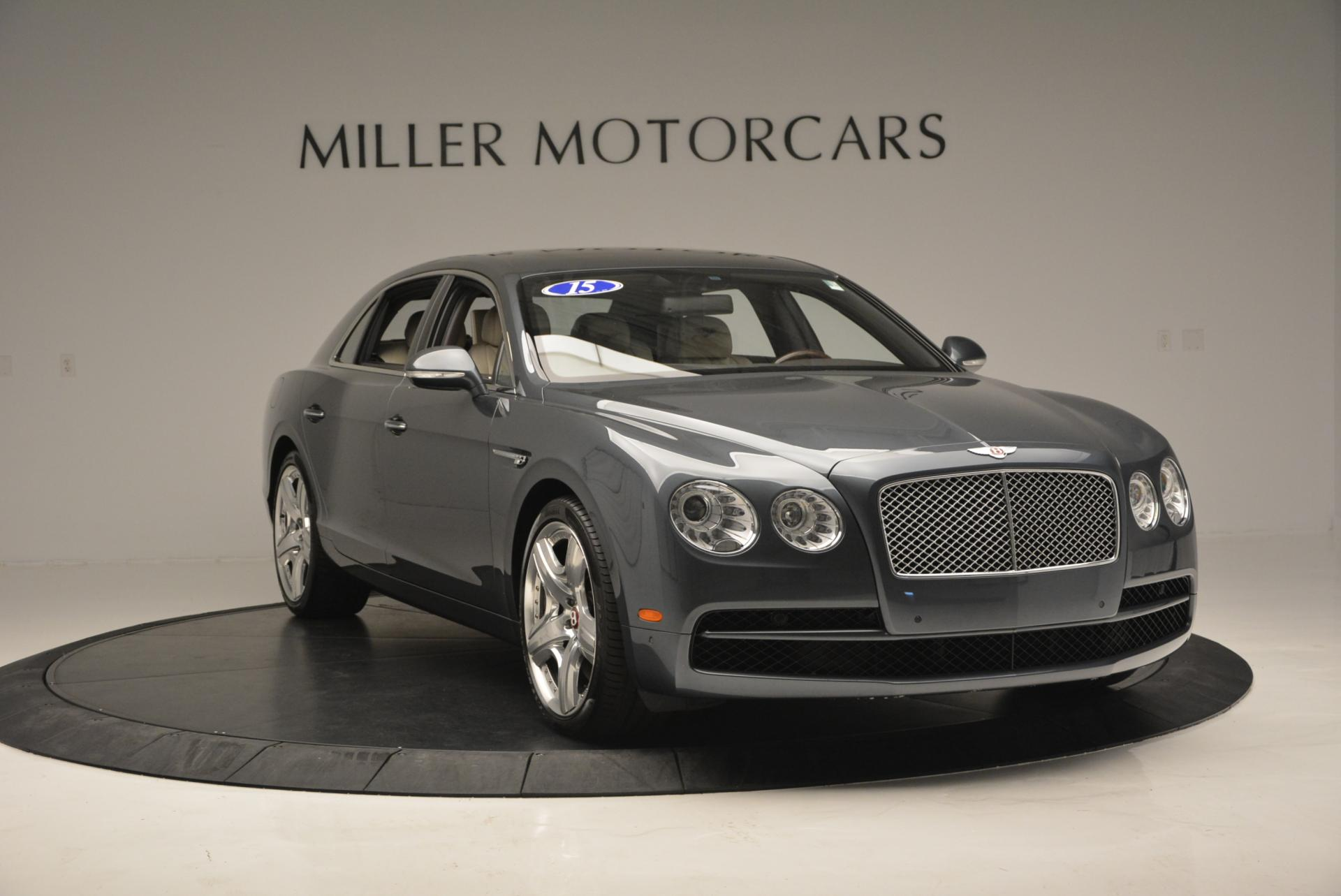Used 2015 Bentley Flying Spur V8  For Sale In Greenwich, CT 509_p12