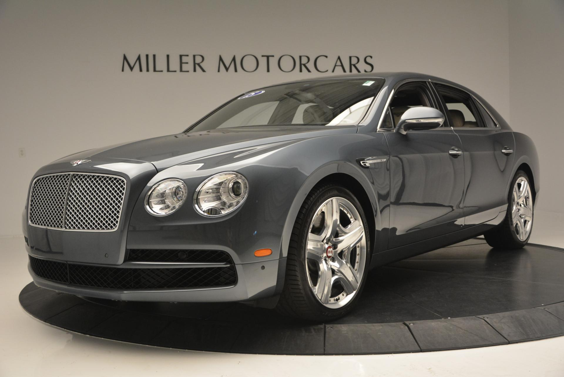 Used 2015 Bentley Flying Spur V8  For Sale In Greenwich, CT 509_p19