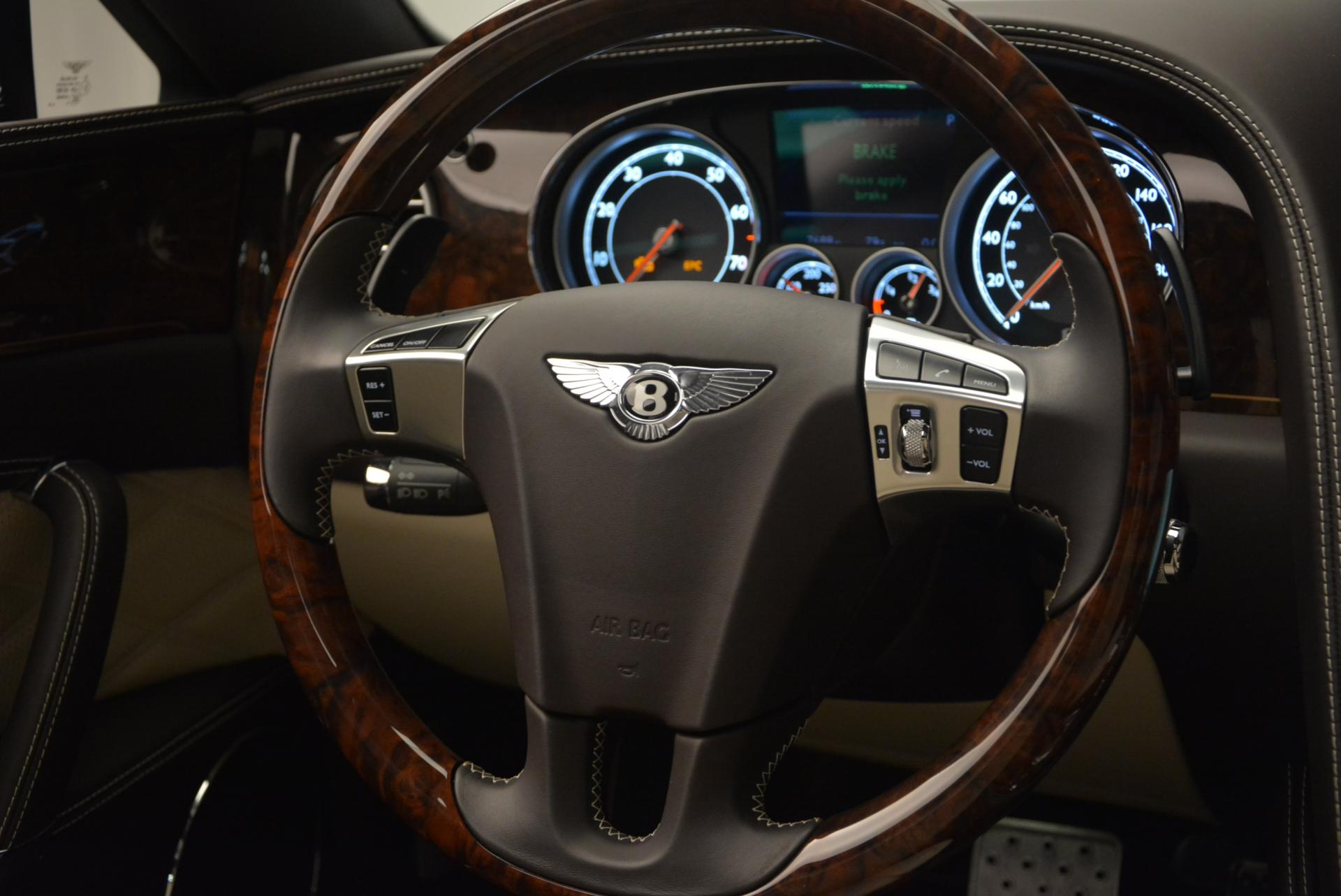 Used 2015 Bentley Flying Spur V8  For Sale In Greenwich, CT 509_p27
