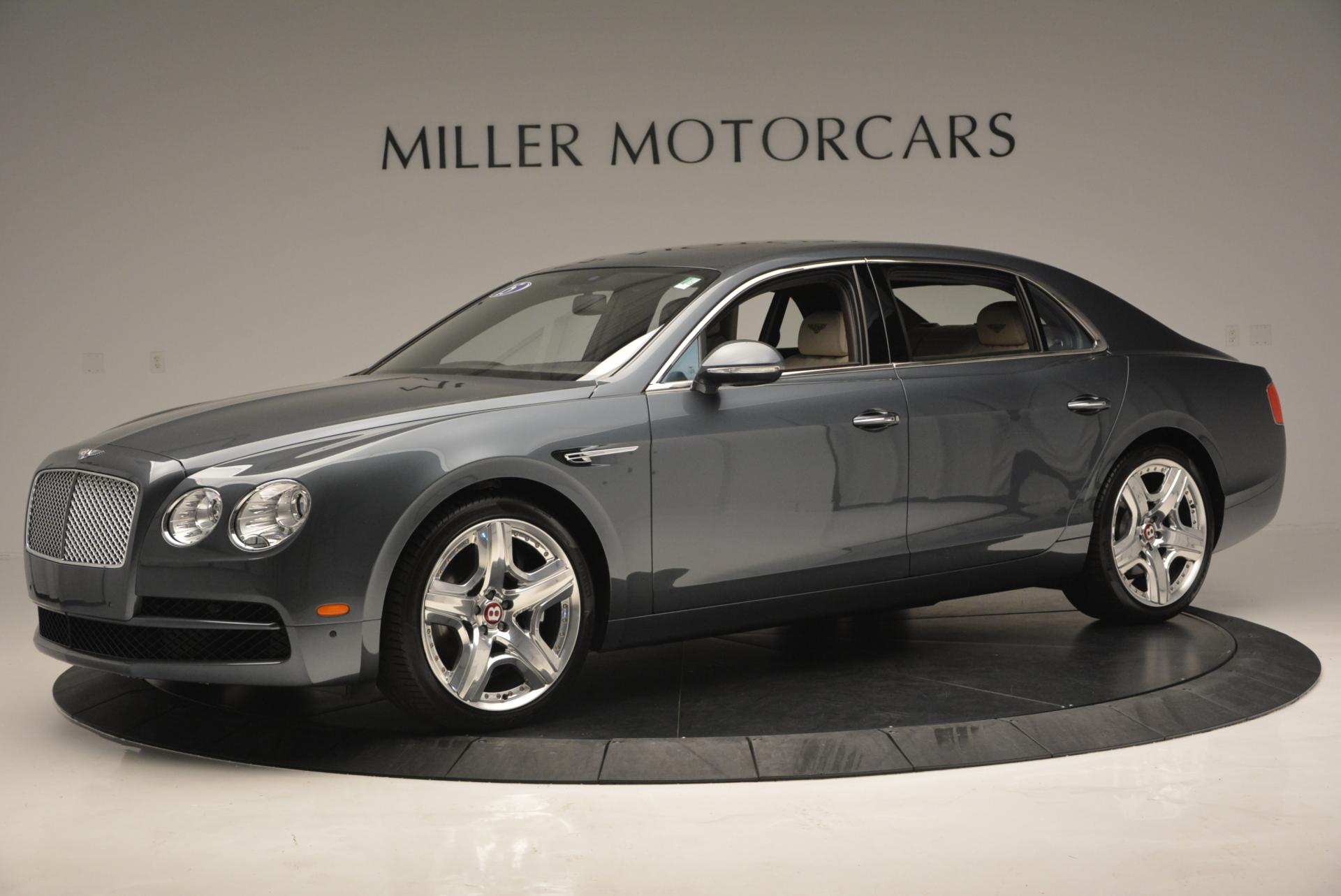 Used 2015 Bentley Flying Spur V8  For Sale In Greenwich, CT 509_p3