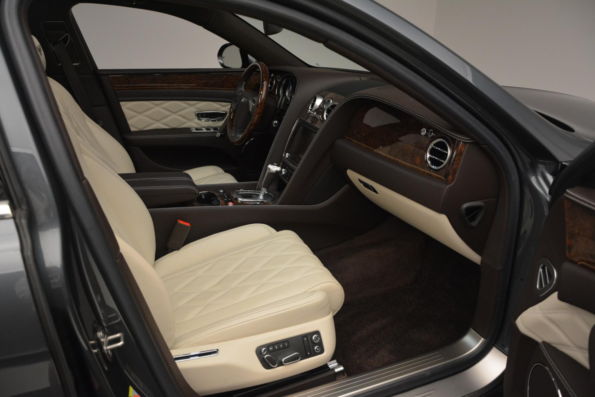 Used 2015 Bentley Flying Spur V8  For Sale In Greenwich, CT 509_p45