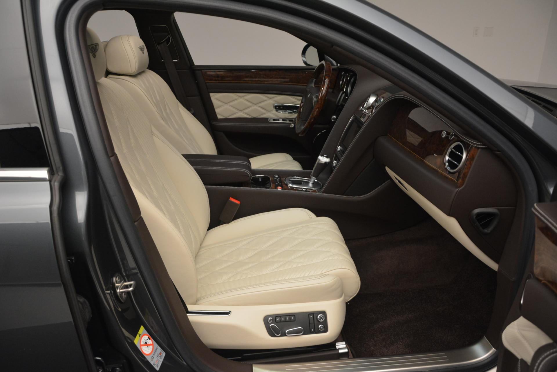 Used 2015 Bentley Flying Spur V8  For Sale In Greenwich, CT 509_p46