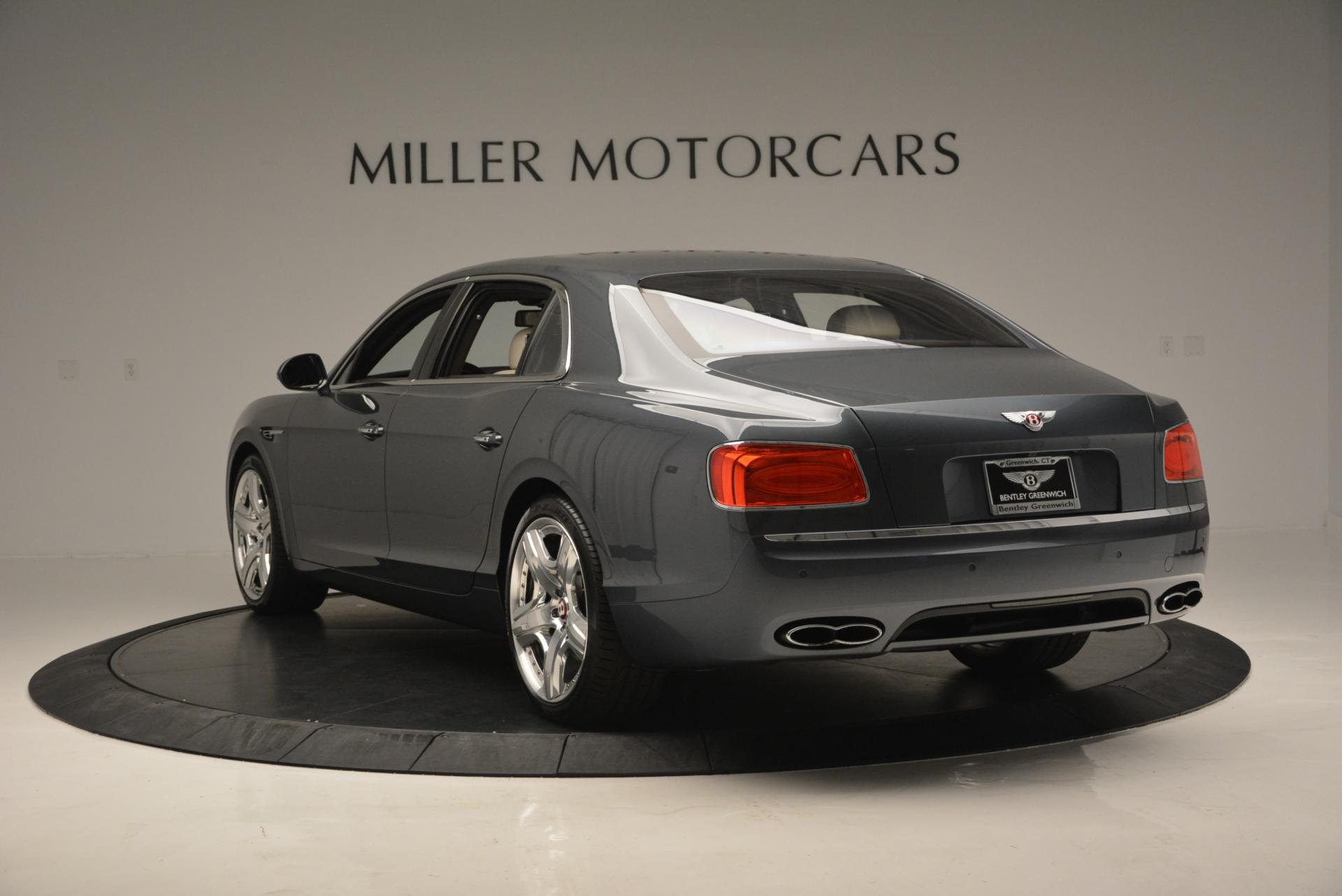 Used 2015 Bentley Flying Spur V8  For Sale In Greenwich, CT 509_p6