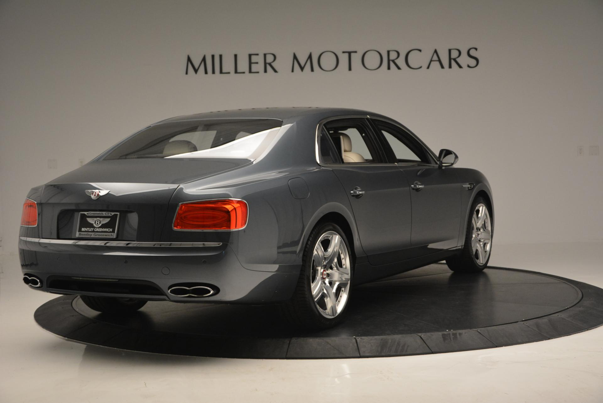 Used 2015 Bentley Flying Spur V8  For Sale In Greenwich, CT 509_p8