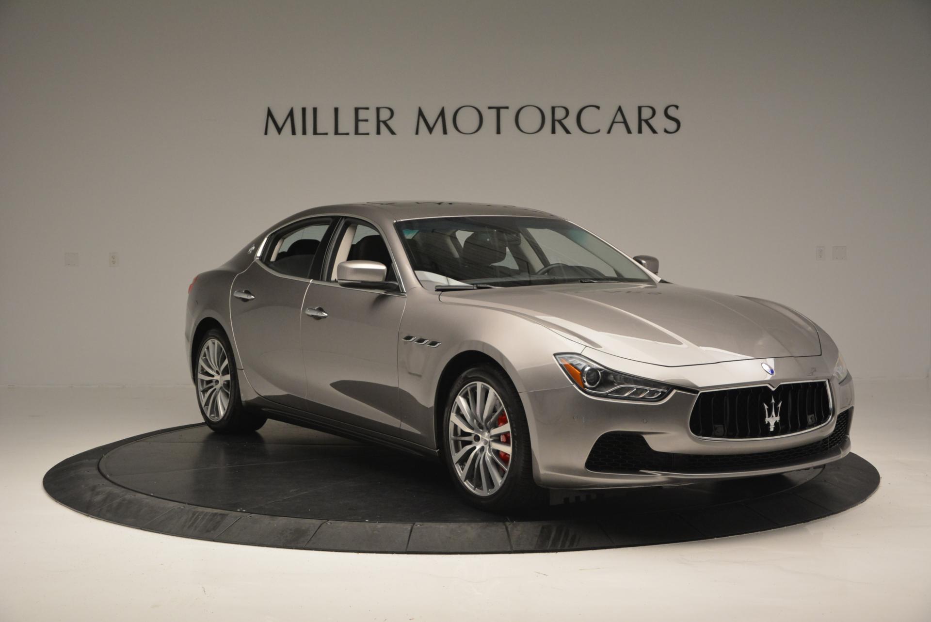 New 2016 Maserati Ghibli S Q4 For Sale In Greenwich, CT 51_p11