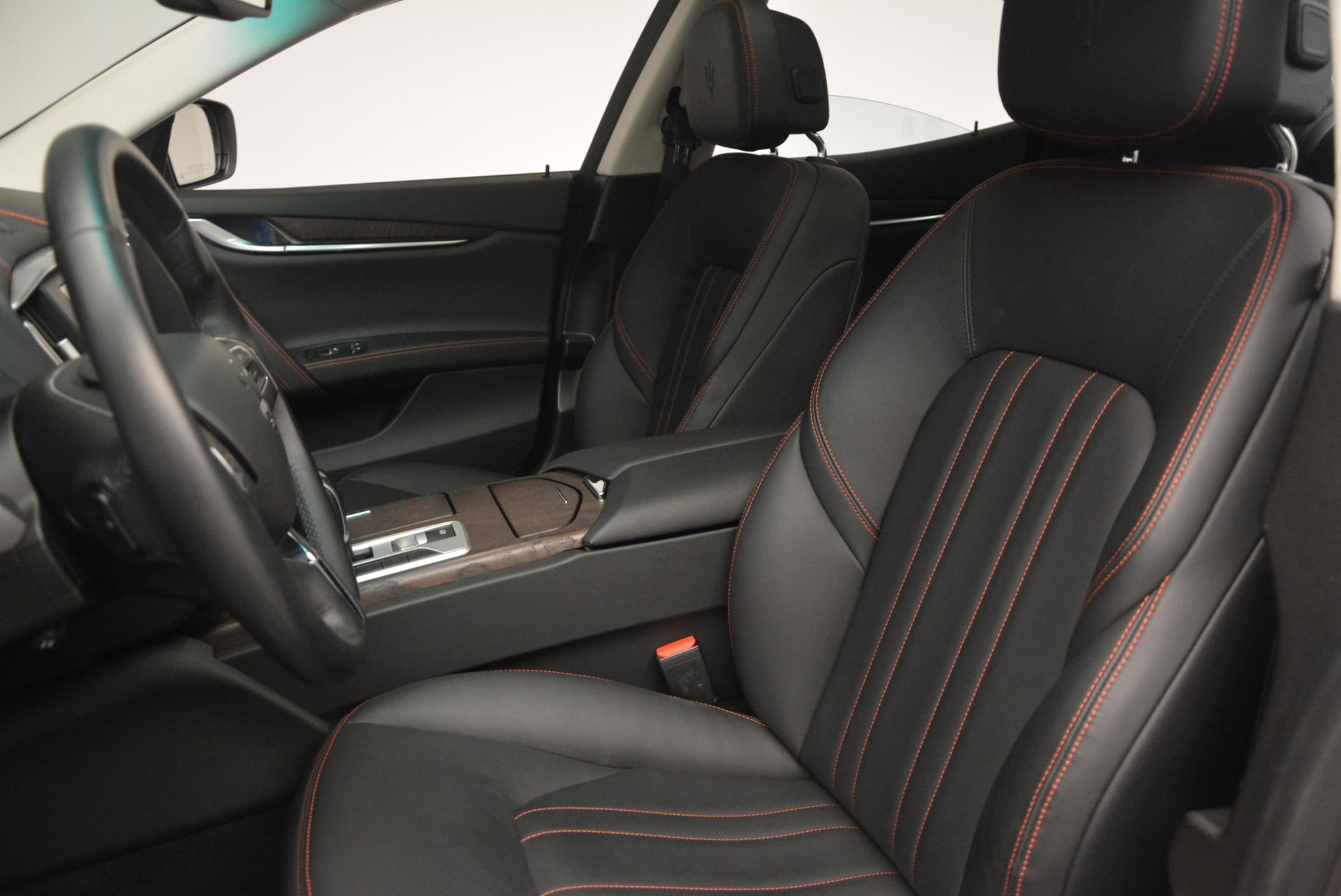 New 2016 Maserati Ghibli S Q4 For Sale In Greenwich, CT 51_p15