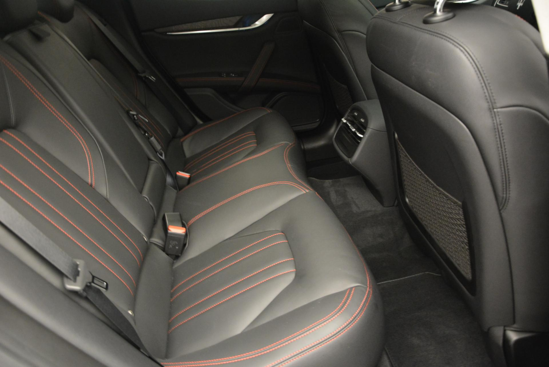 New 2016 Maserati Ghibli S Q4 For Sale In Greenwich, CT 51_p23