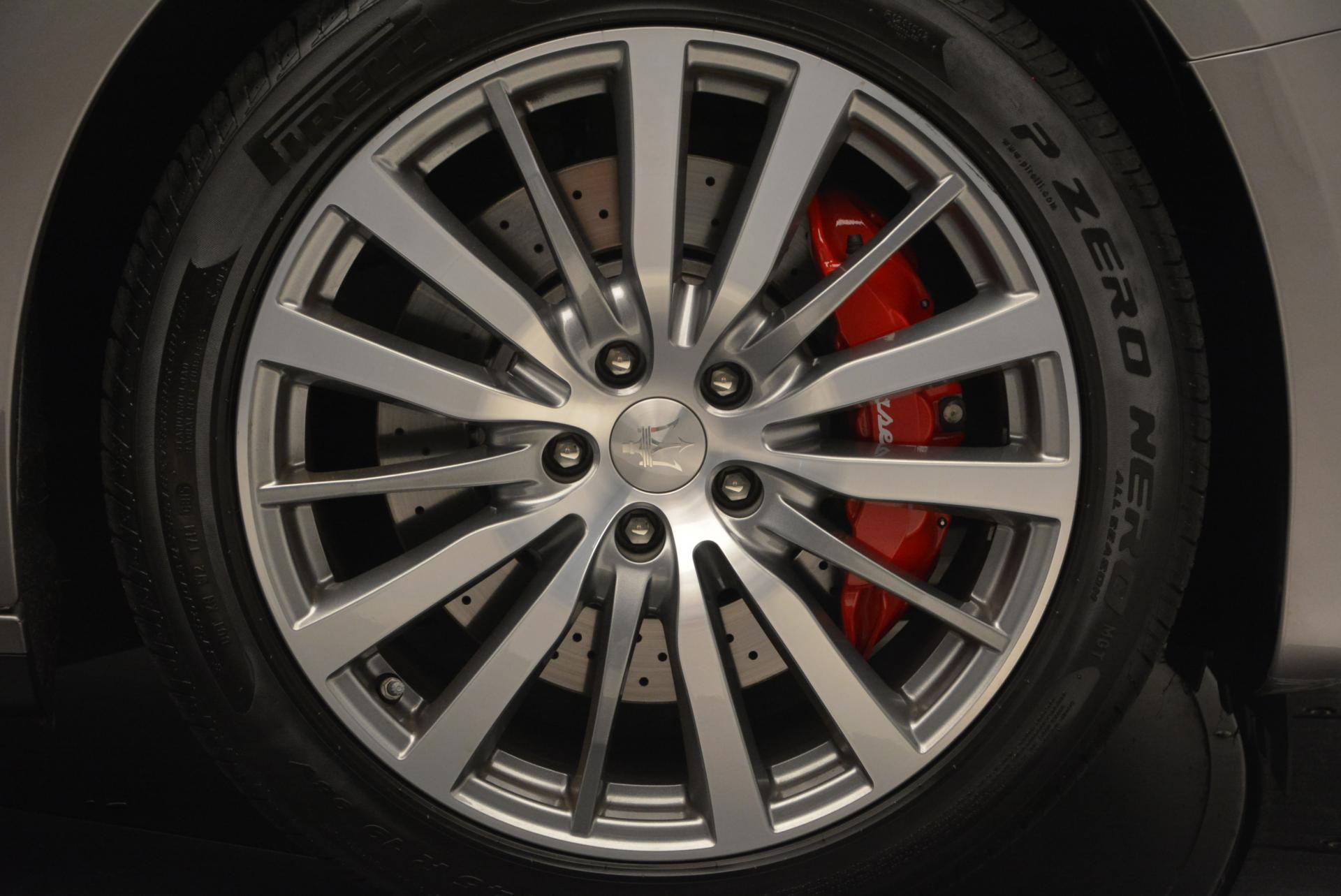 New 2016 Maserati Ghibli S Q4 For Sale In Greenwich, CT 51_p27