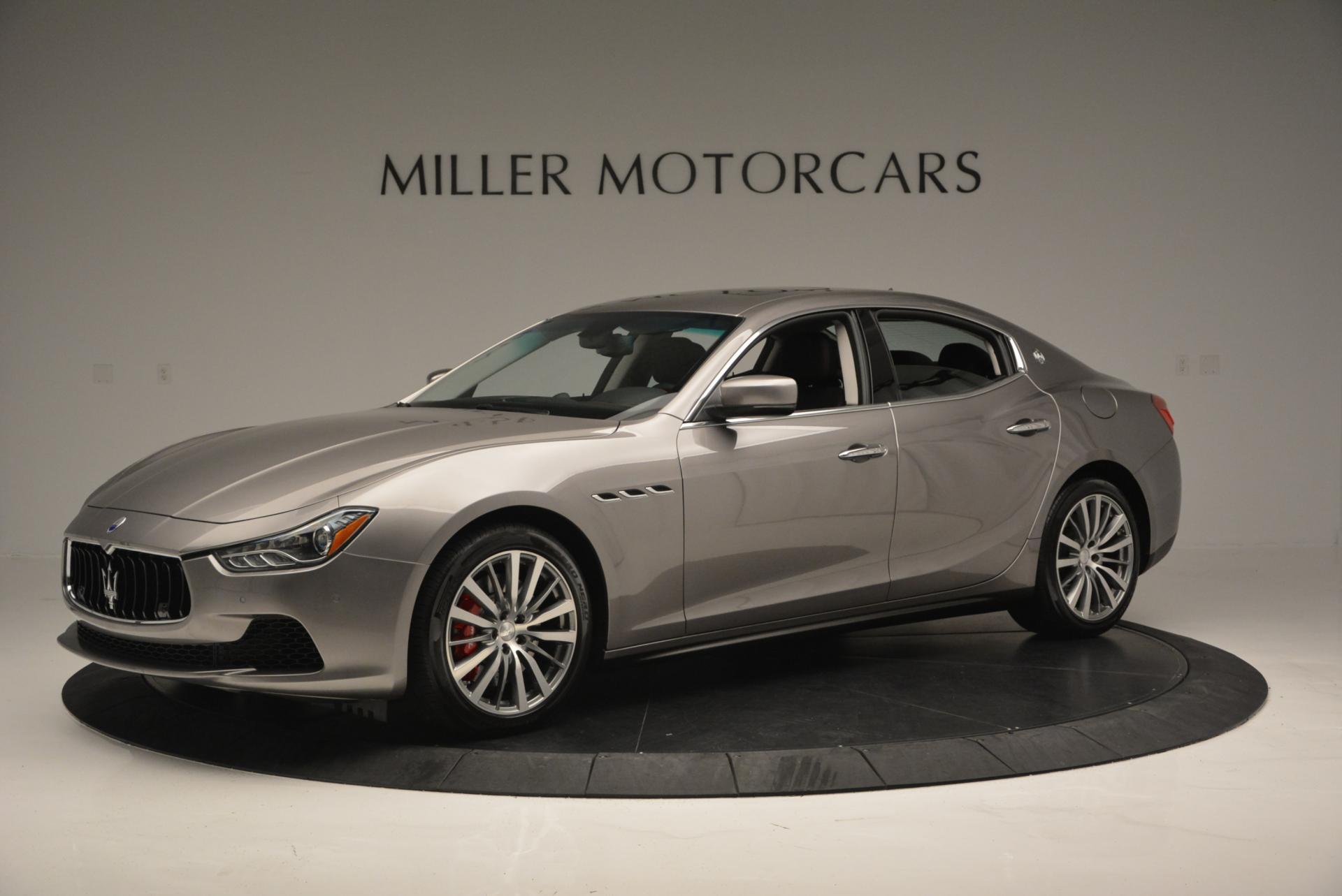 New 2016 Maserati Ghibli S Q4 For Sale In Greenwich, CT 51_p2