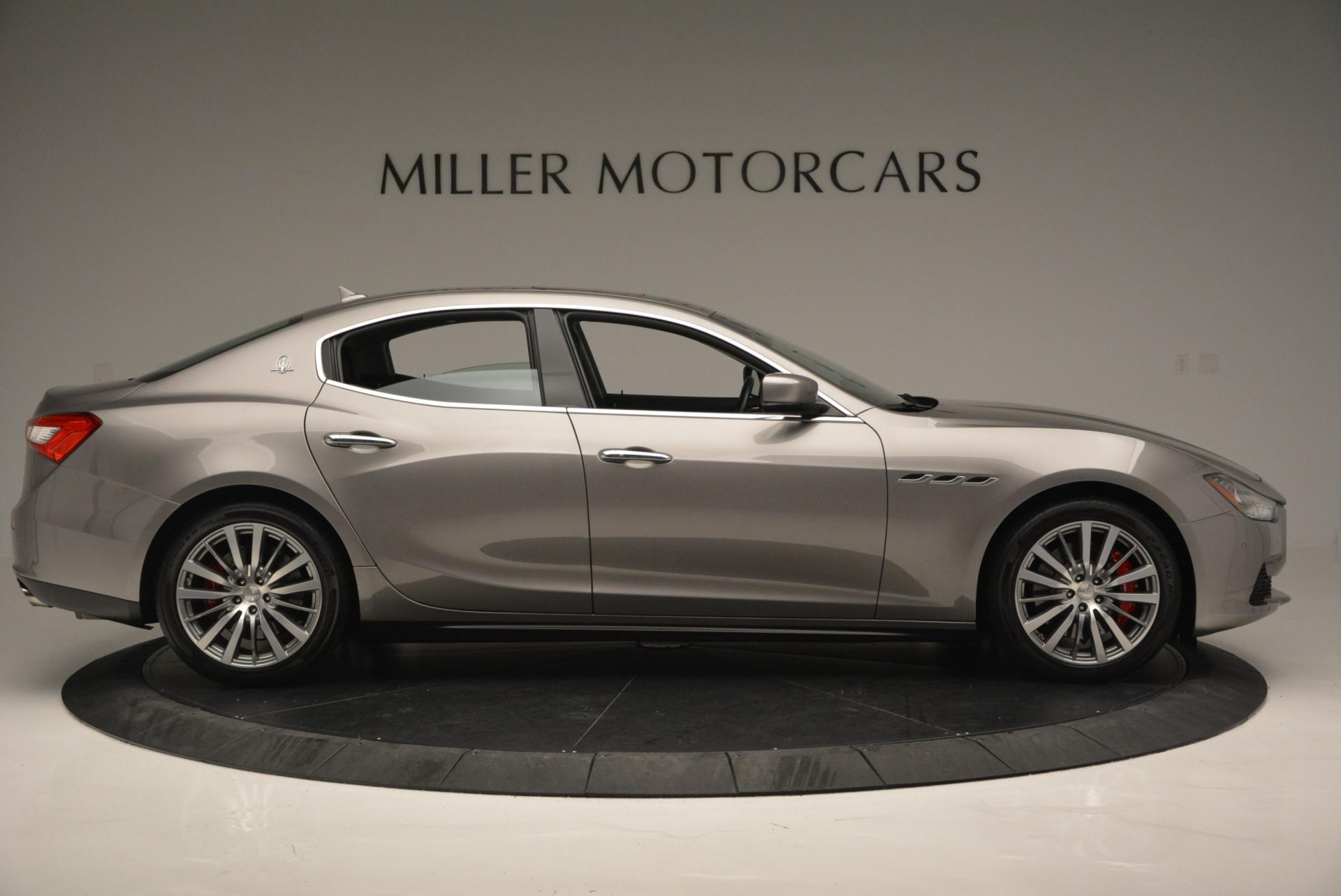 New 2016 Maserati Ghibli S Q4 For Sale In Greenwich, CT 51_p9
