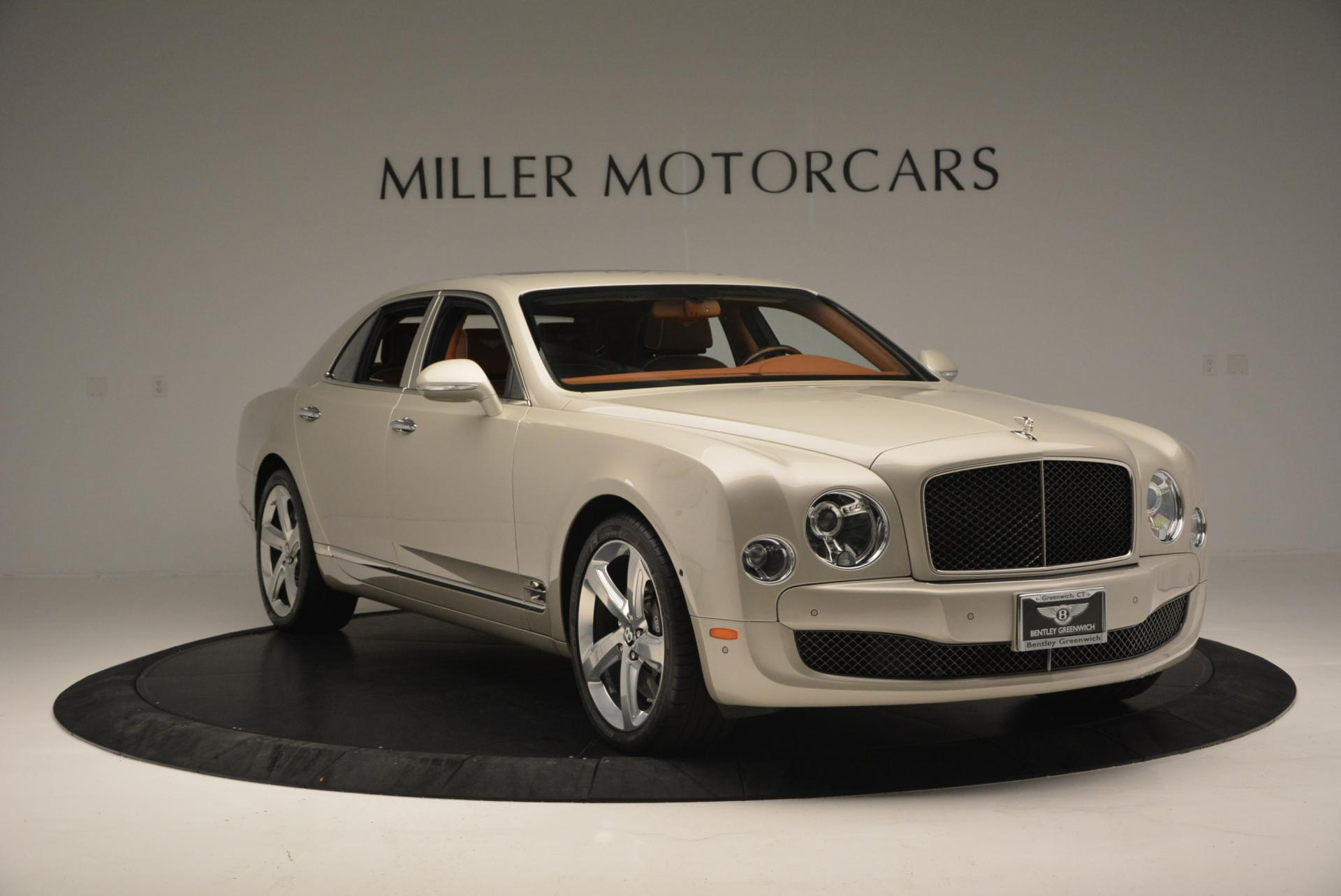 Used 2016 Bentley Mulsanne Speed  For Sale In Greenwich, CT 510_p10