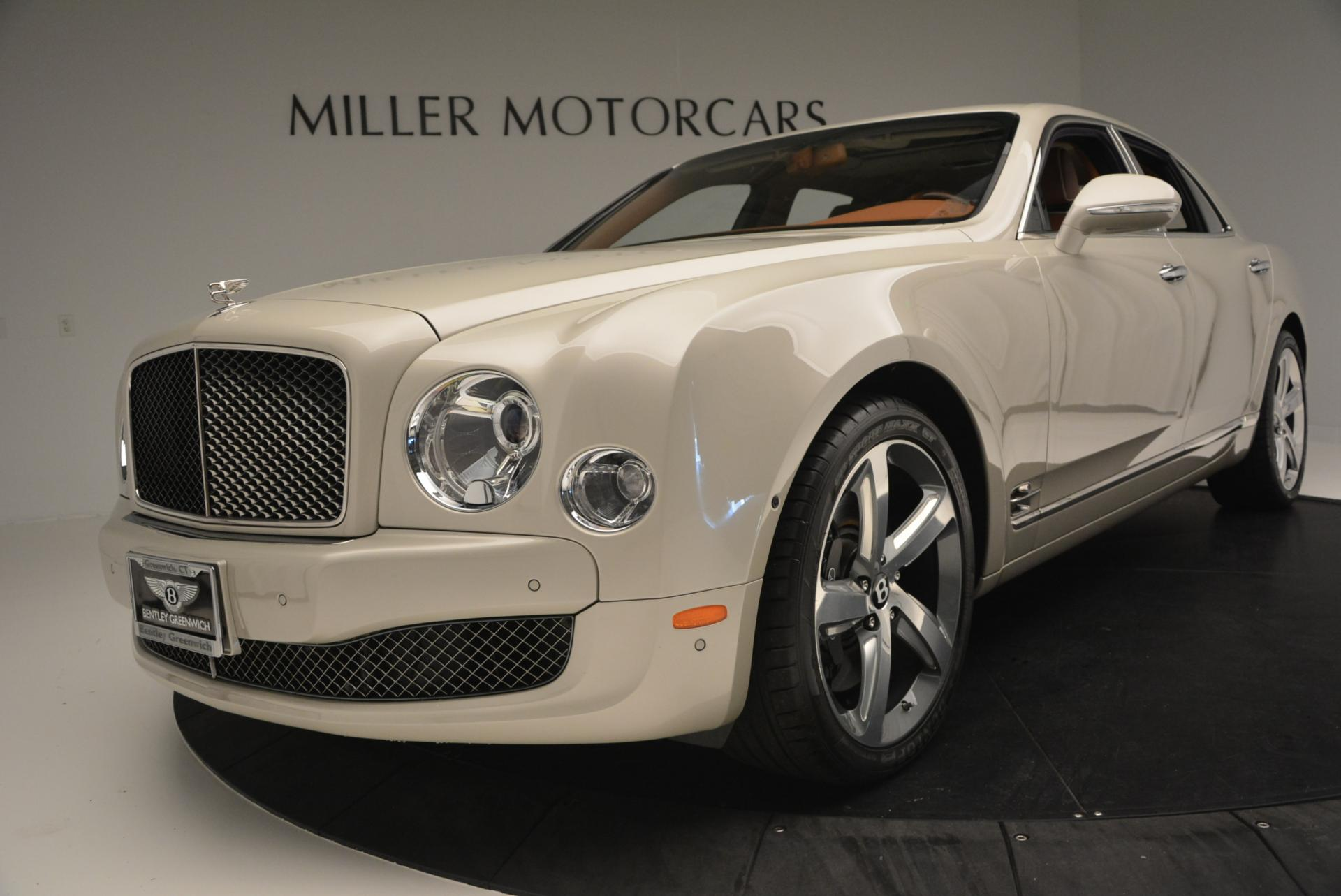 Used 2016 Bentley Mulsanne Speed  For Sale In Greenwich, CT 510_p16