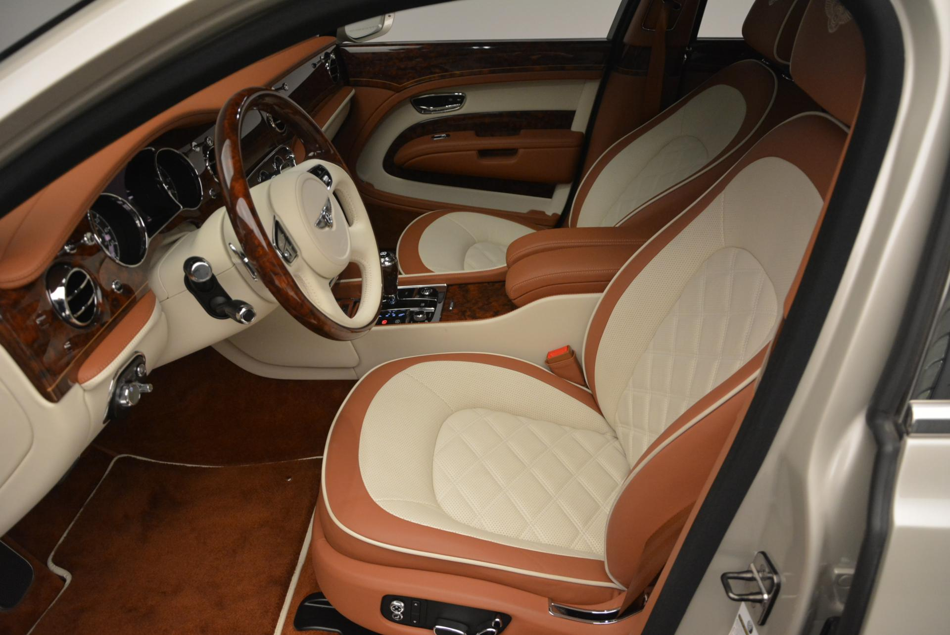 Used 2016 Bentley Mulsanne Speed  For Sale In Greenwich, CT 510_p22