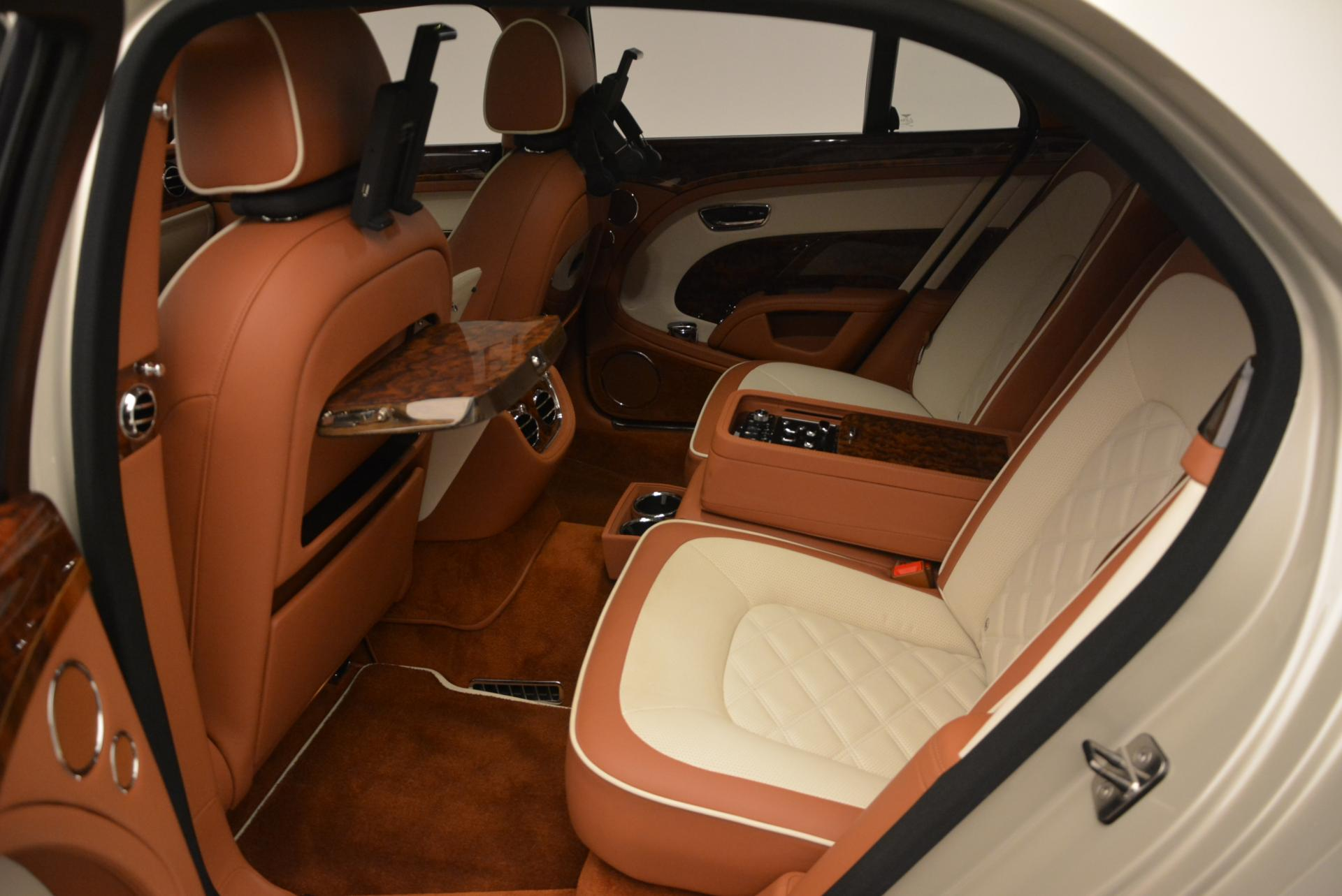 Used 2016 Bentley Mulsanne Speed  For Sale In Greenwich, CT 510_p27