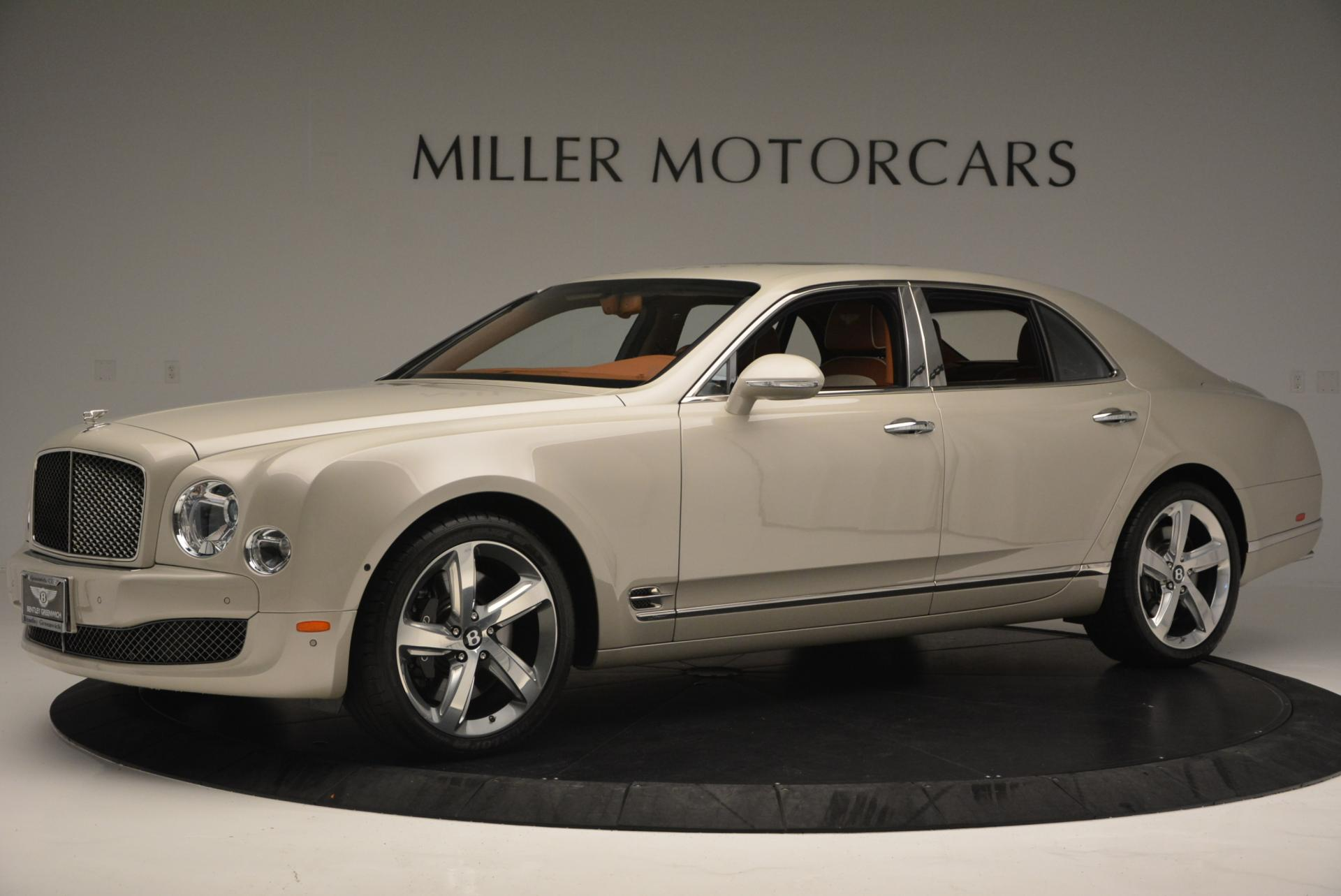 Used 2016 Bentley Mulsanne Speed  For Sale In Greenwich, CT 510_p2