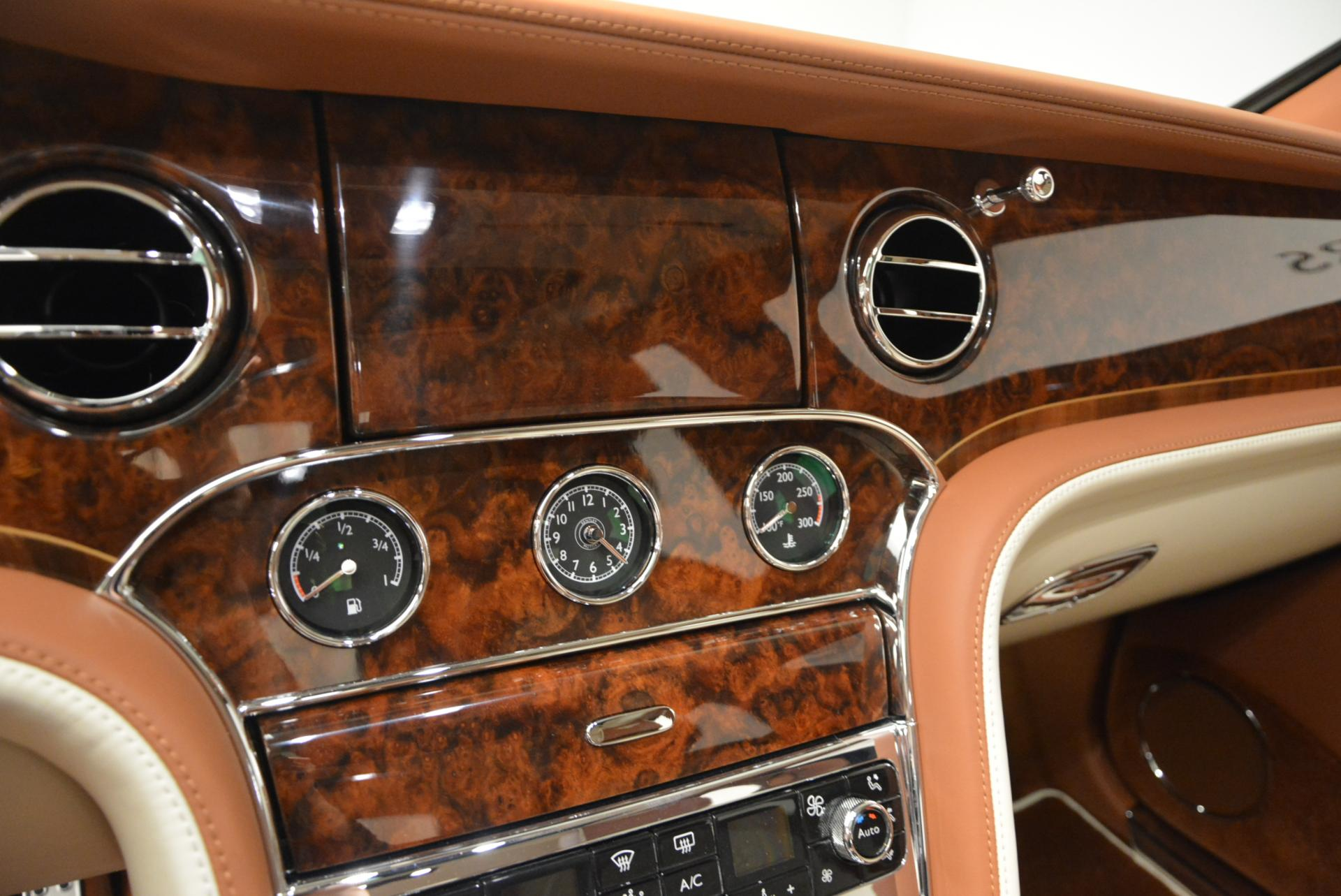 Used 2016 Bentley Mulsanne Speed  For Sale In Greenwich, CT 510_p43