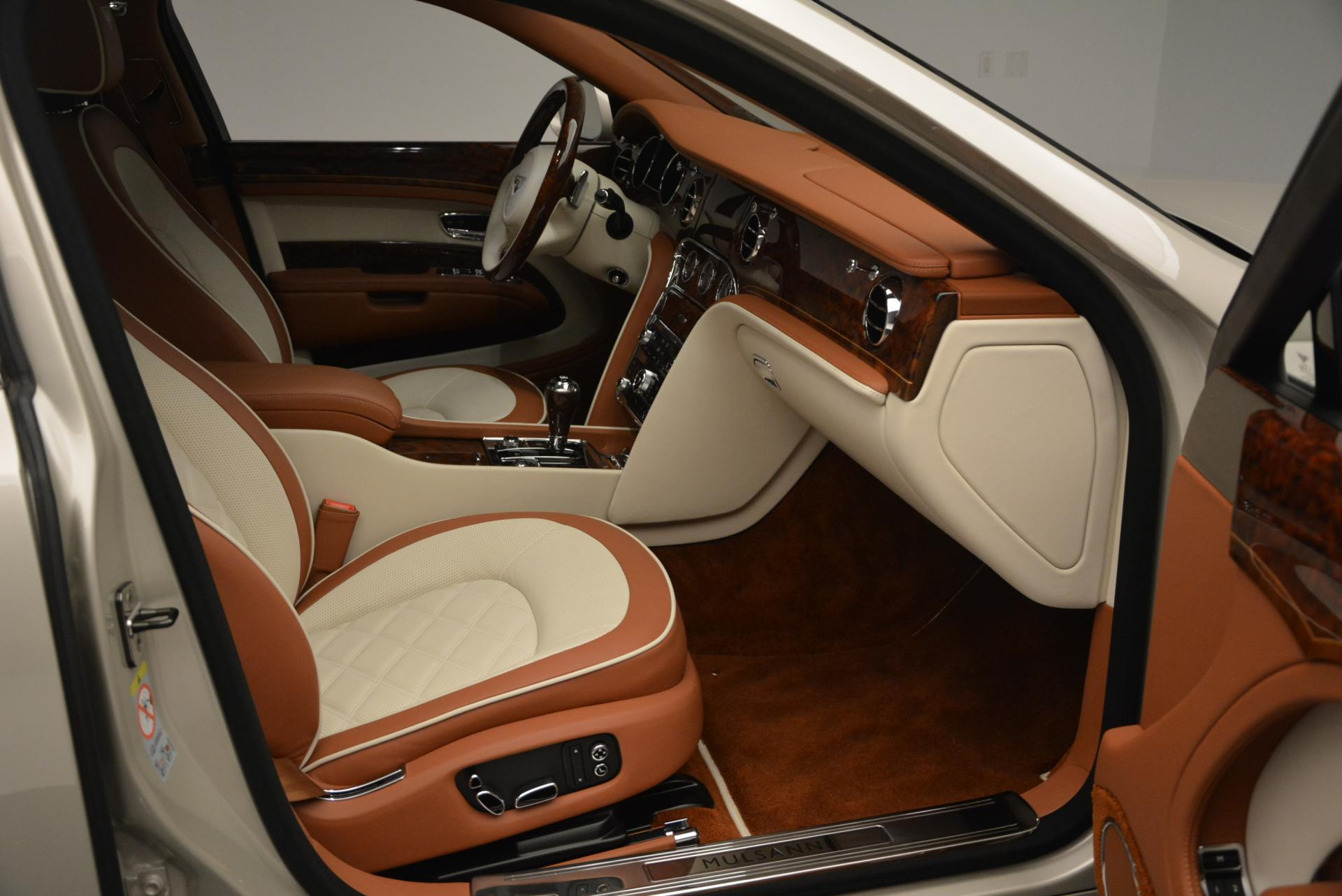 Used 2016 Bentley Mulsanne Speed  For Sale In Greenwich, CT 510_p46