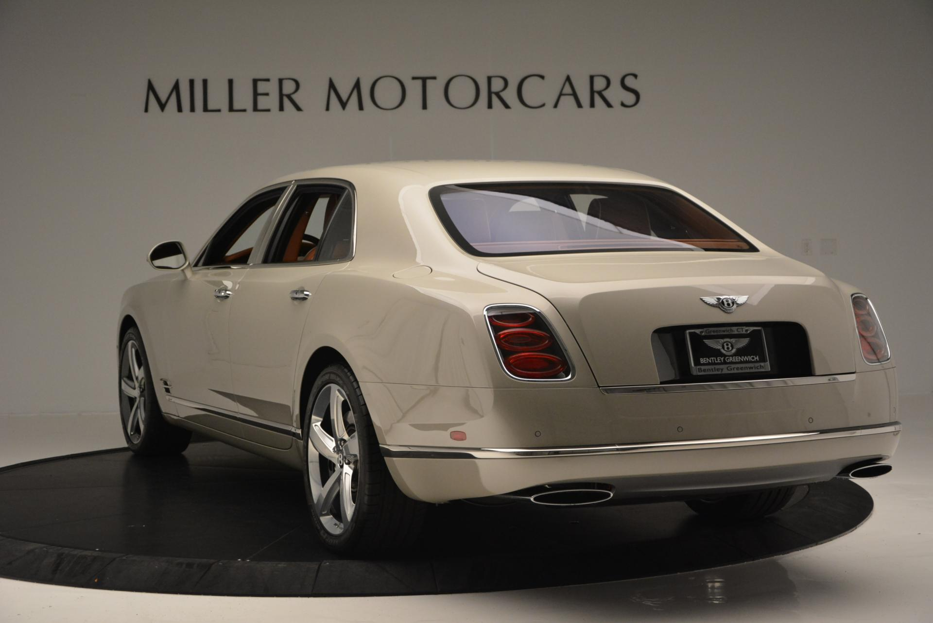 Used 2016 Bentley Mulsanne Speed  For Sale In Greenwich, CT 510_p4
