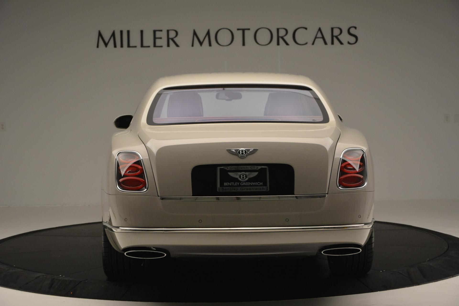 Used 2016 Bentley Mulsanne Speed  For Sale In Greenwich, CT 510_p5