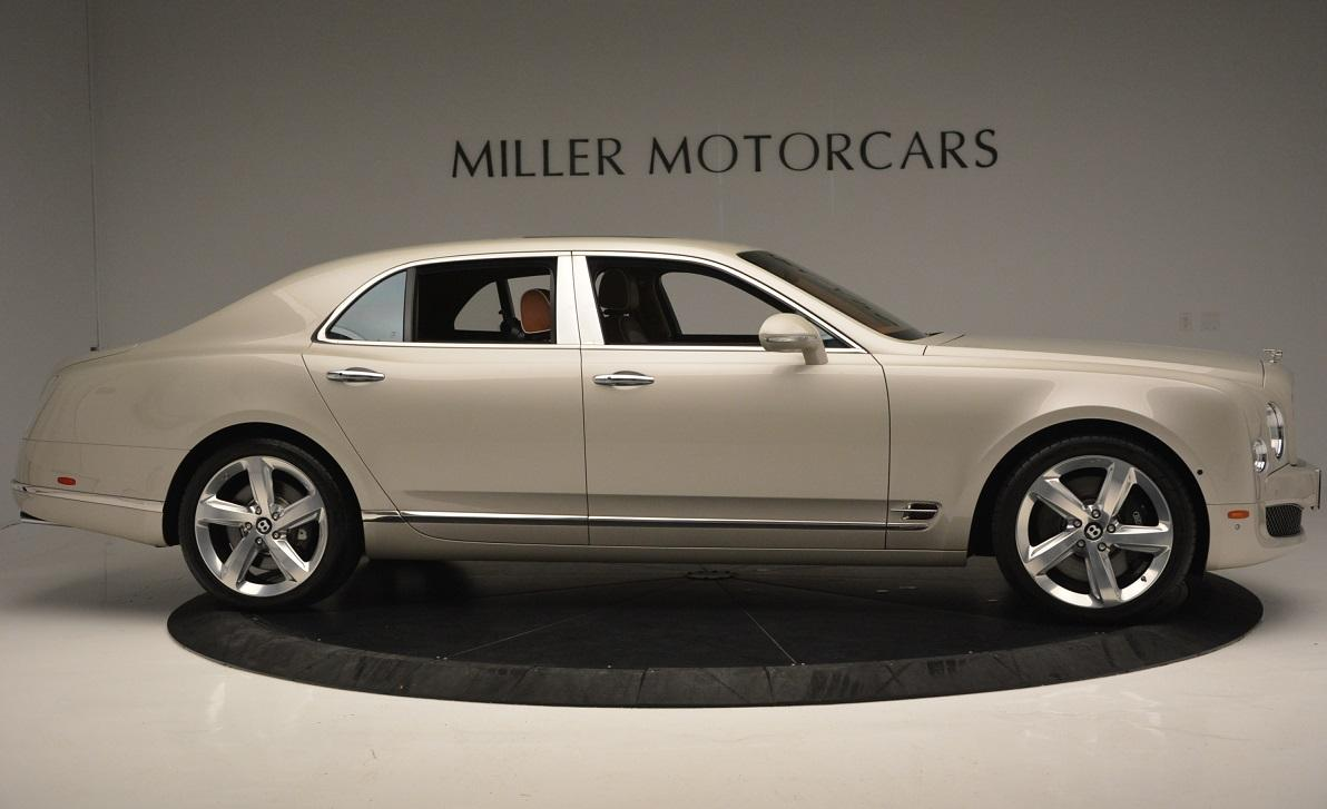 Used 2016 Bentley Mulsanne Speed  For Sale In Greenwich, CT 510_p8
