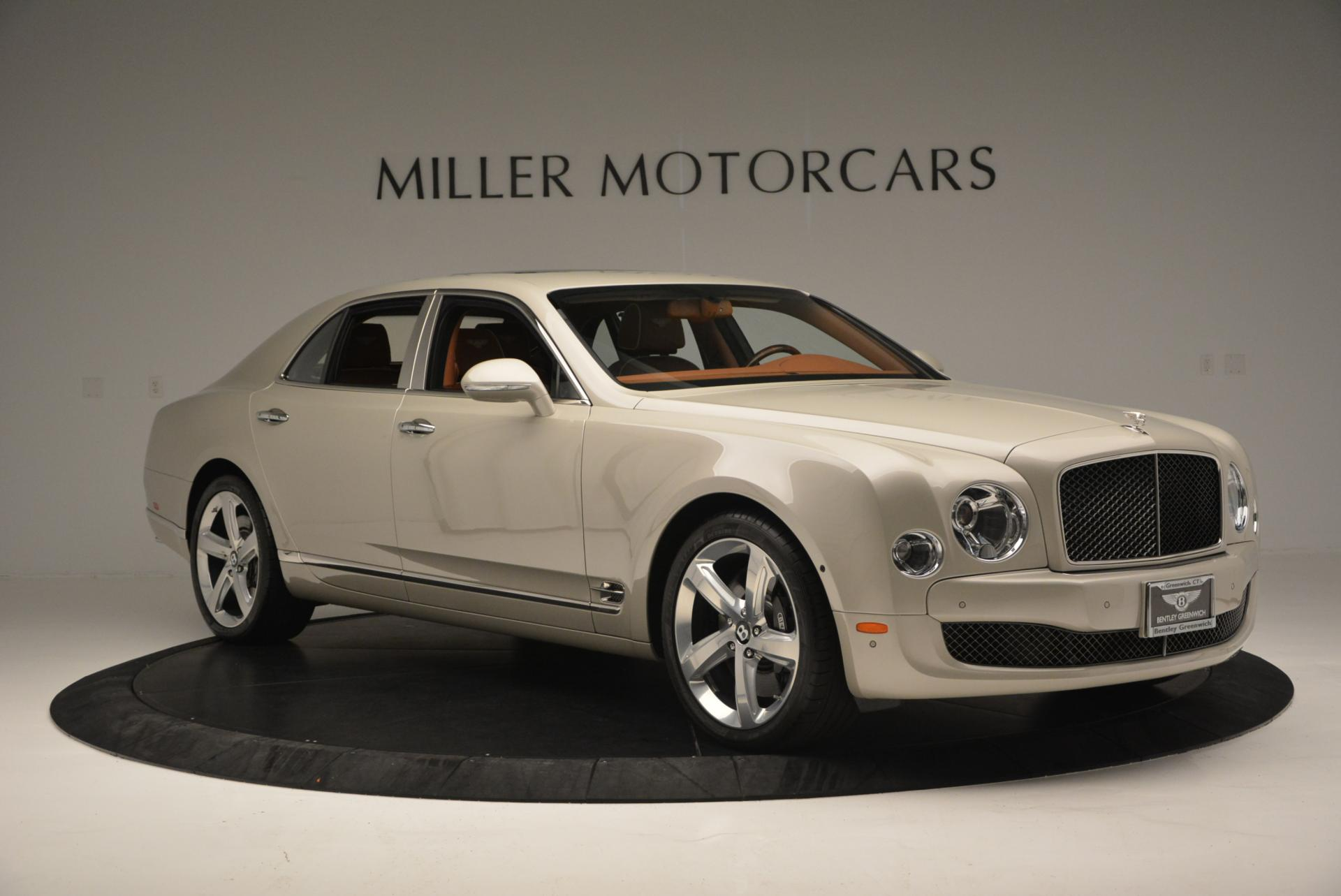 Used 2016 Bentley Mulsanne Speed  For Sale In Greenwich, CT 510_p9