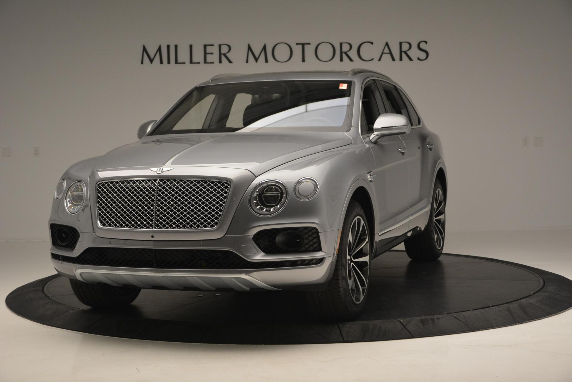 Used 2017 Bentley Bentayga W12 For Sale In Greenwich, CT 511_main