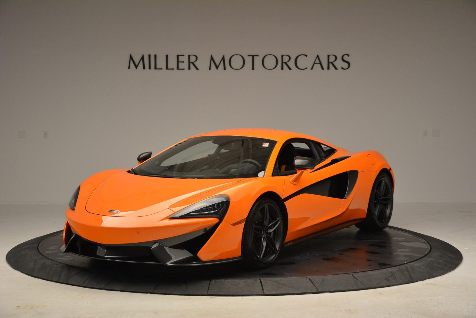 Used 2016 McLaren 570S  For Sale In Greenwich, CT 512_main