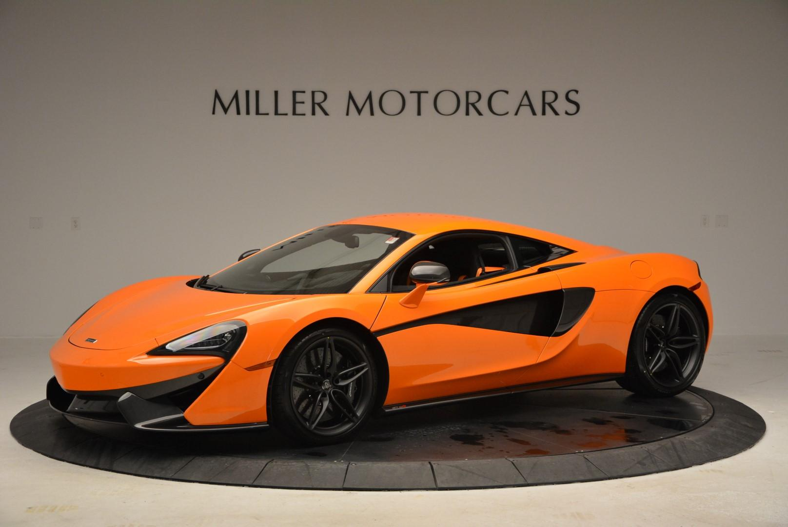 Used 2016 McLaren 570S  For Sale In Greenwich, CT 512_p2