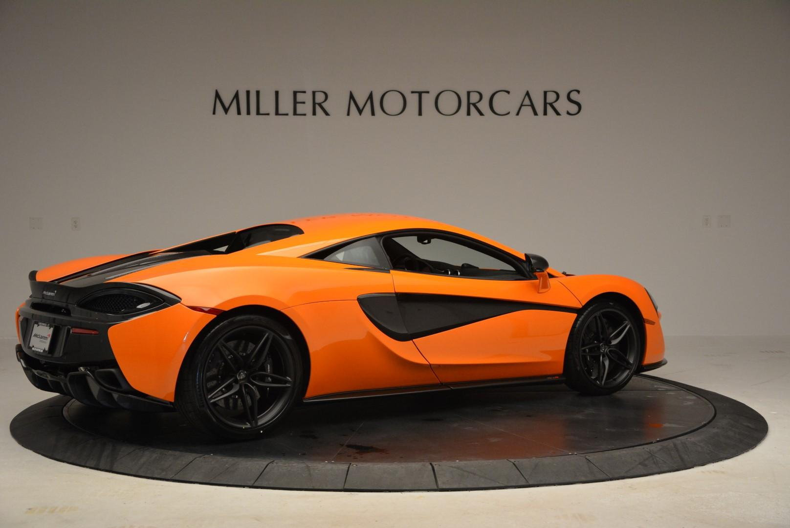 Used 2016 McLaren 570S  For Sale In Greenwich, CT 512_p8