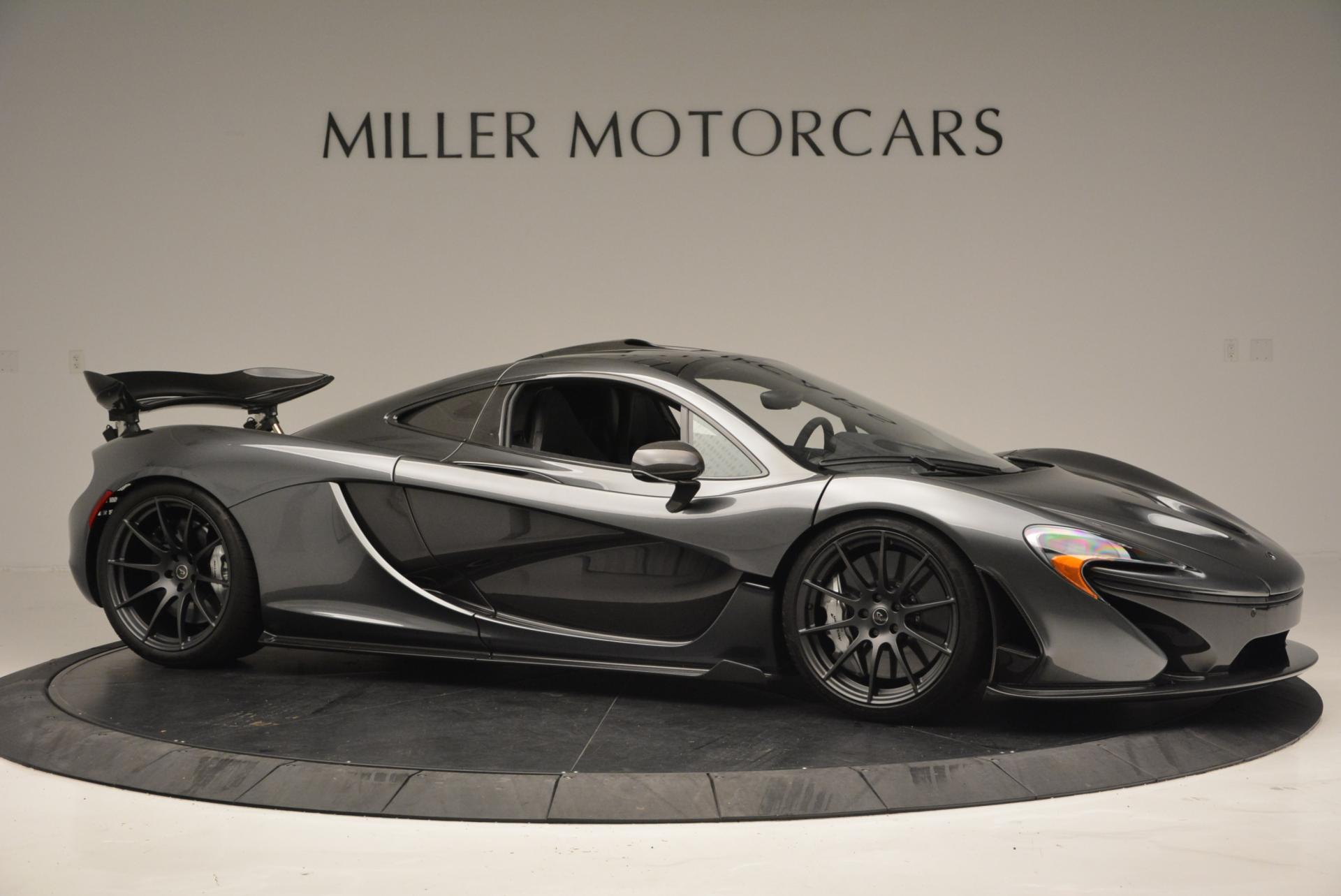 Used 2014 McLaren P1 Coupe For Sale In Greenwich, CT 513_p13