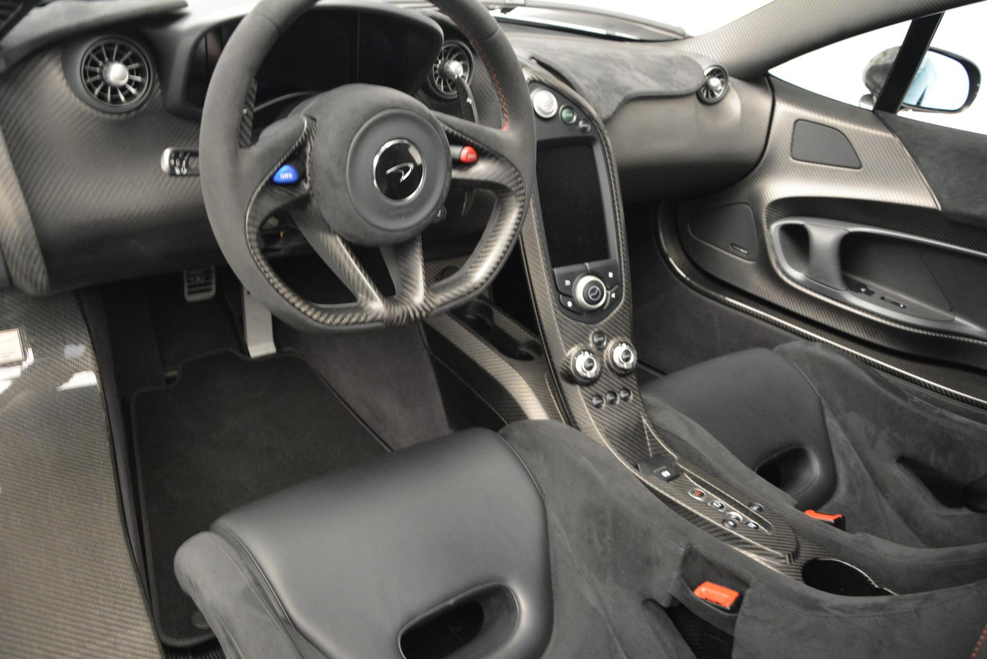 Used 2014 McLaren P1 Coupe For Sale In Greenwich, CT 513_p15