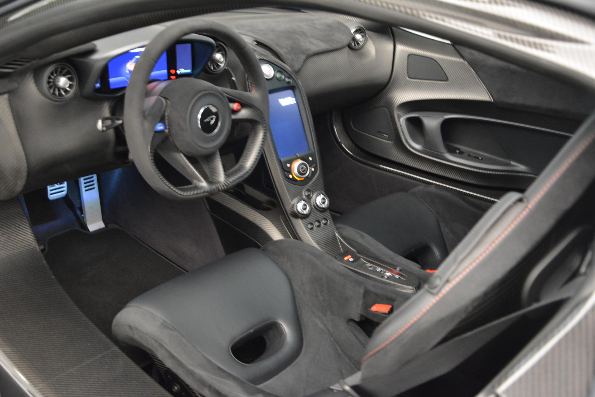 Used 2014 McLaren P1 Coupe For Sale In Greenwich, CT 513_p16