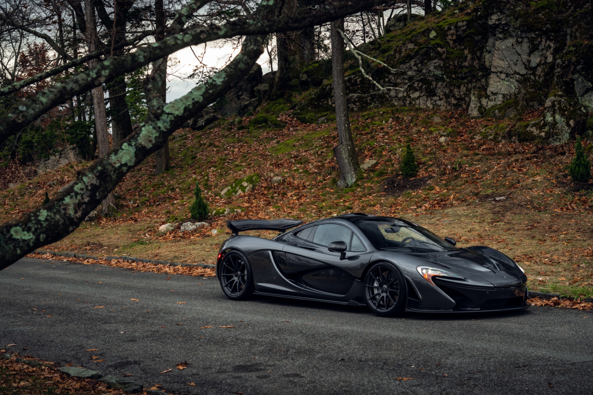 Used 2014 McLaren P1 Coupe For Sale In Greenwich, CT 513_p22