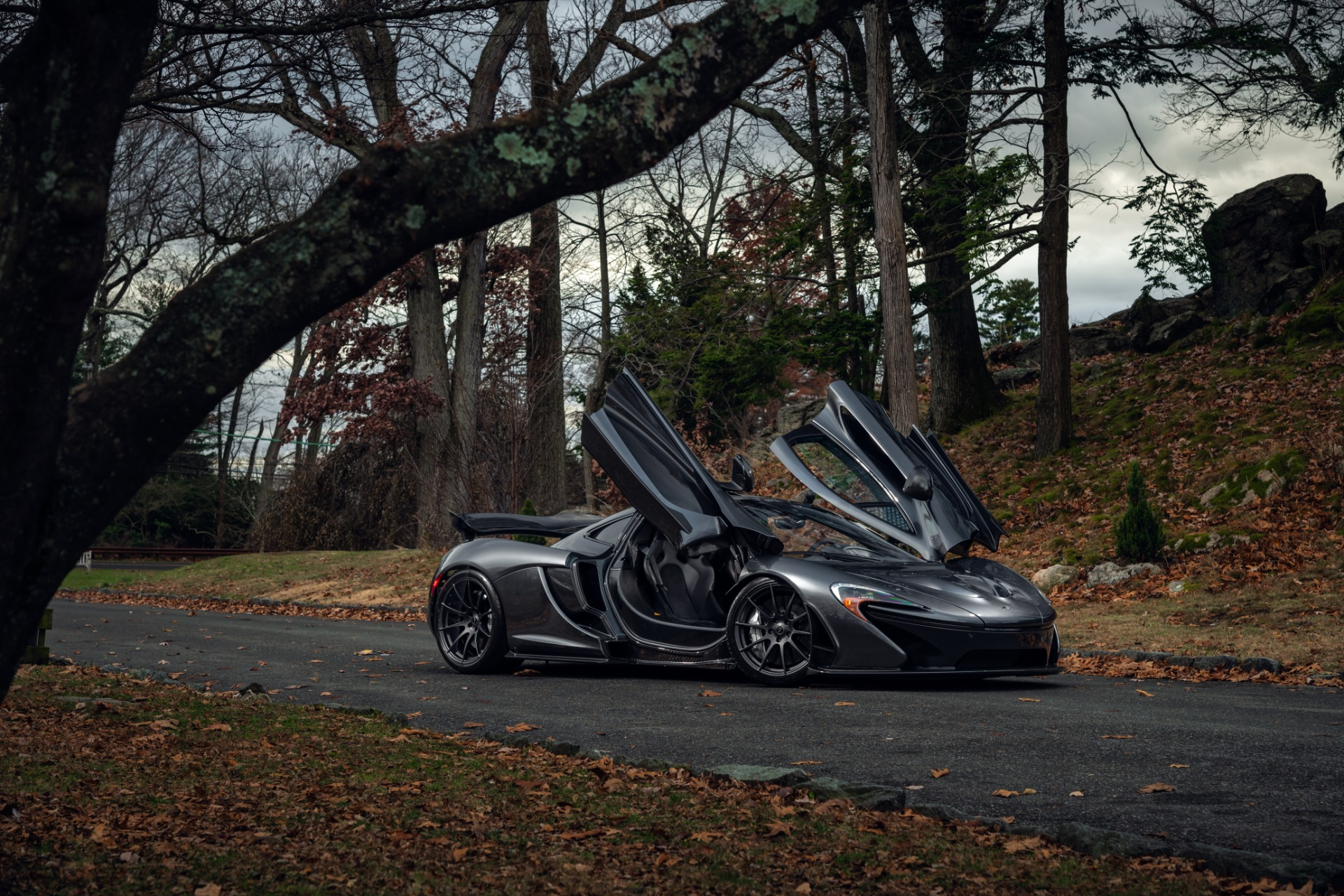 Used 2014 McLaren P1 Coupe For Sale In Greenwich, CT 513_p24