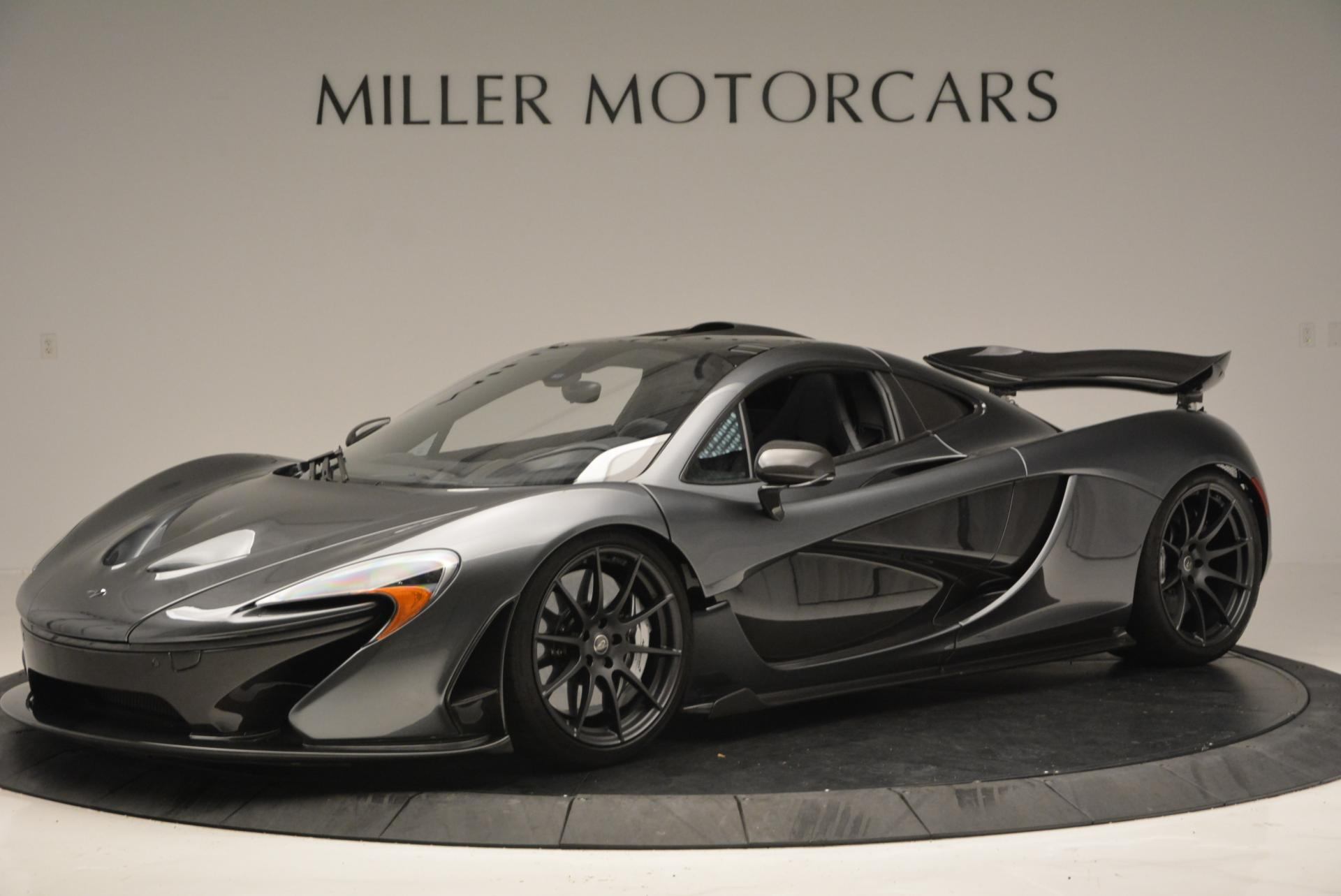 Used 2014 McLaren P1 Coupe For Sale In Greenwich, CT 513_p2