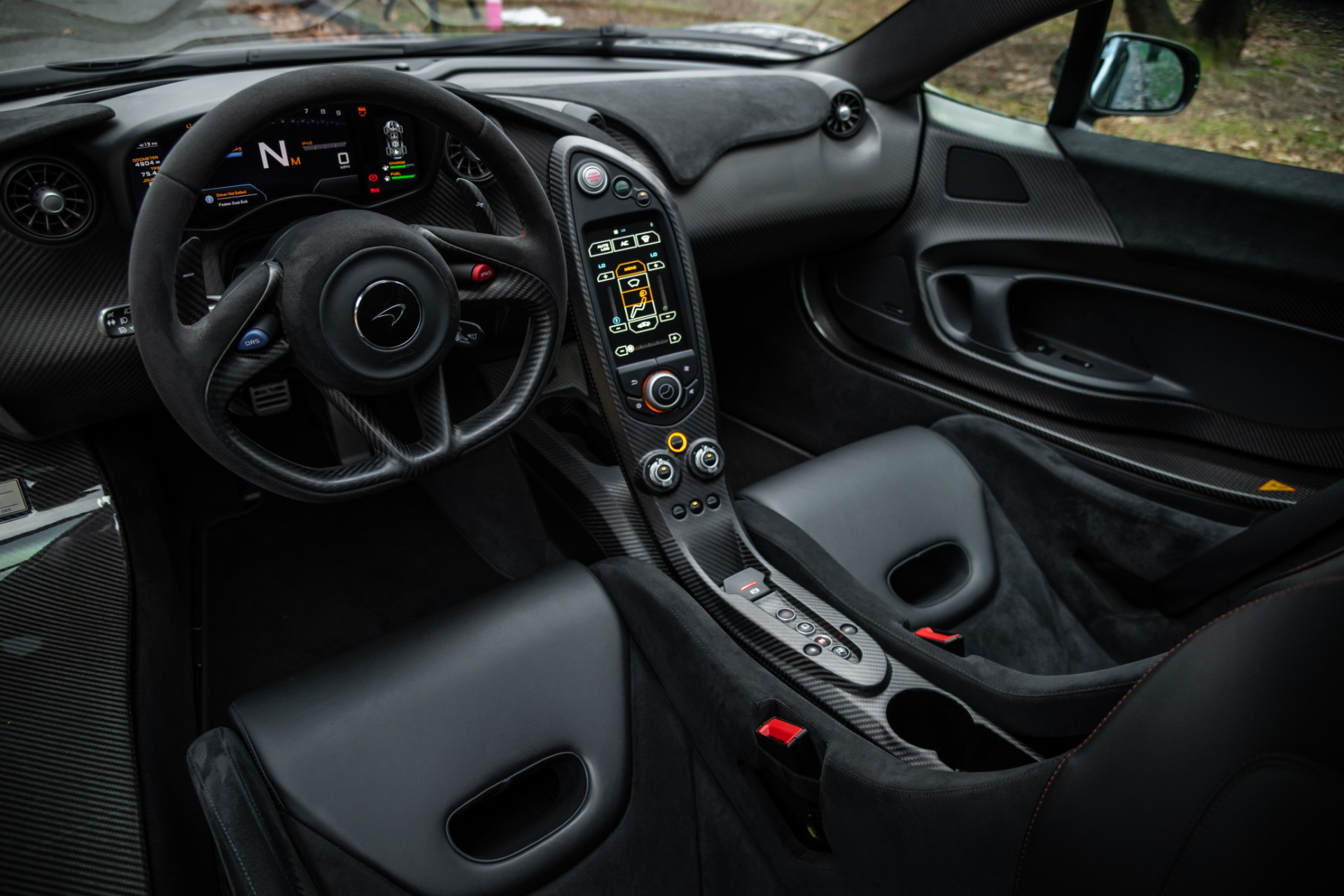 Used 2014 McLaren P1 Coupe For Sale In Greenwich, CT 513_p30
