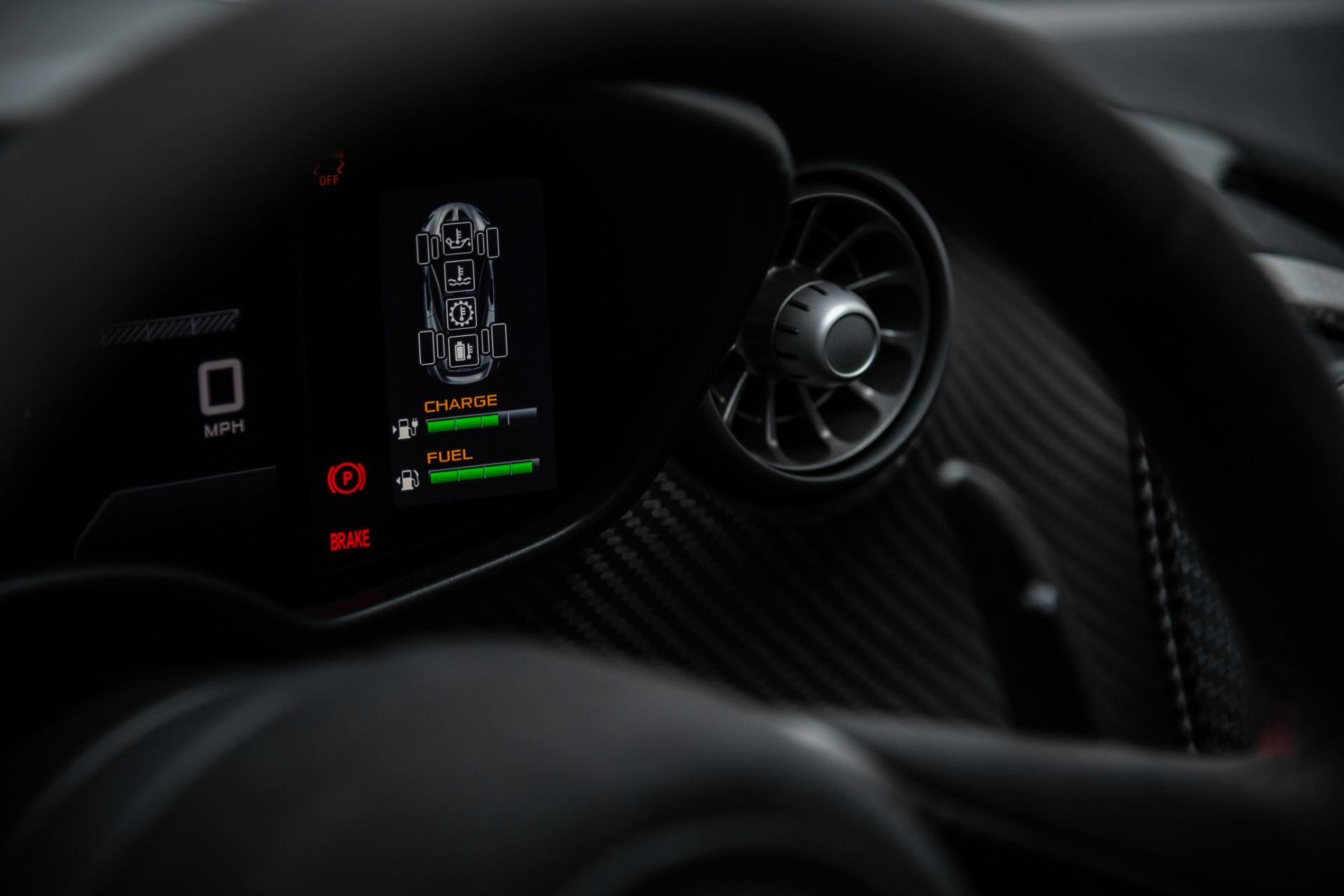 Used 2014 McLaren P1 Coupe For Sale In Greenwich, CT 513_p34