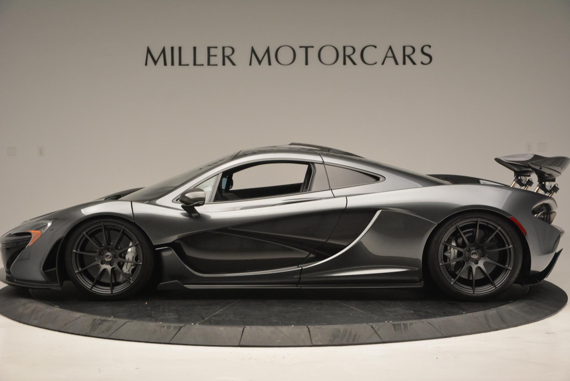 Used 2014 McLaren P1 Coupe For Sale In Greenwich, CT 513_p3