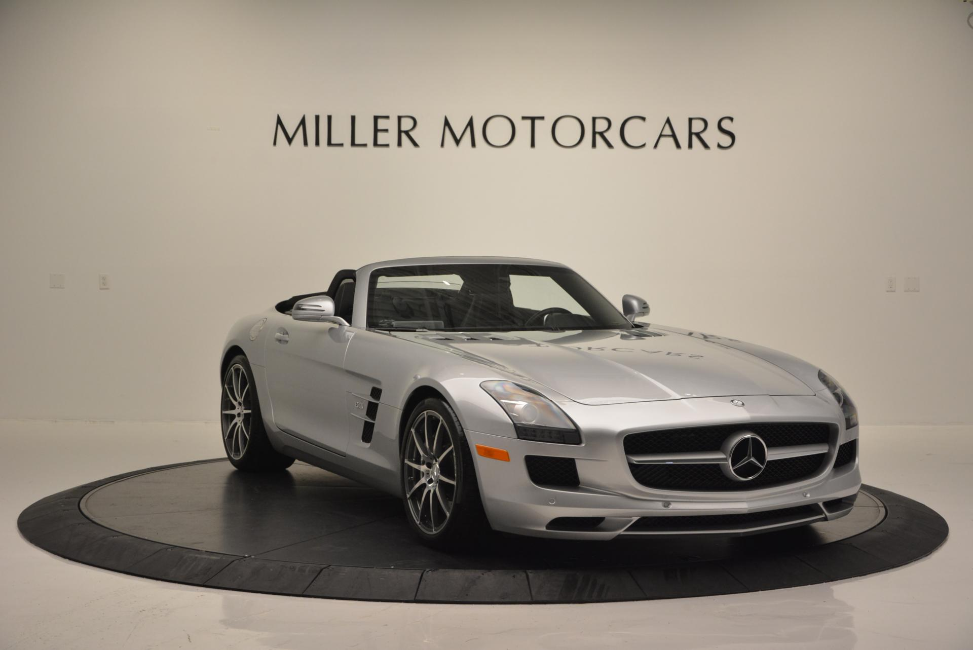 Used 2012 Mercedes Benz SLS AMG  For Sale In Greenwich, CT 517_p11