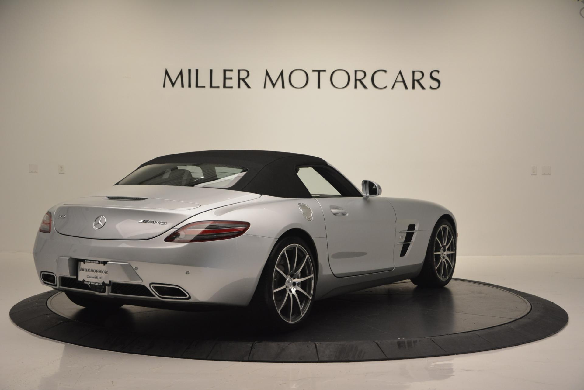 Used 2012 Mercedes Benz SLS AMG  For Sale In Greenwich, CT 517_p19