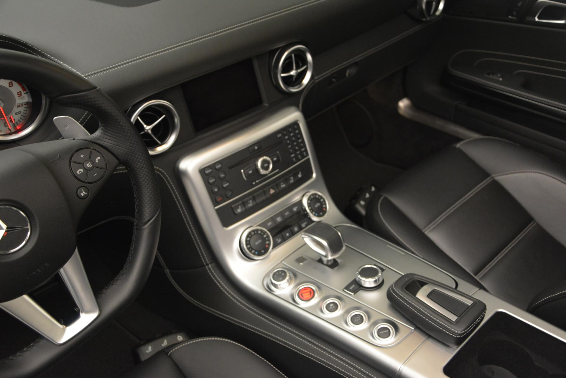 Used 2012 Mercedes Benz SLS AMG  For Sale In Greenwich, CT 517_p27