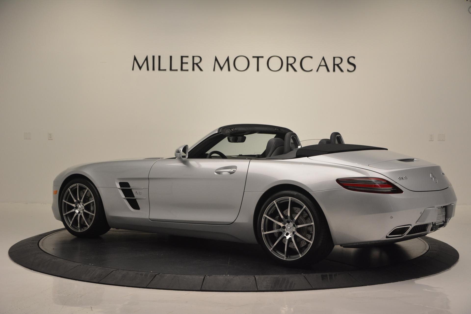 Used 2012 Mercedes Benz SLS AMG  For Sale In Greenwich, CT 517_p4