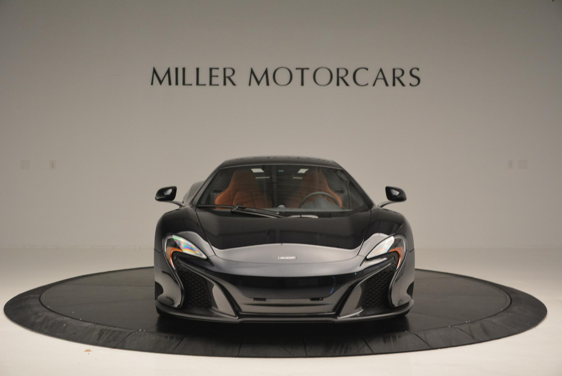 Used 2015 McLaren 650S Spider  For Sale In Greenwich, CT 518_p15