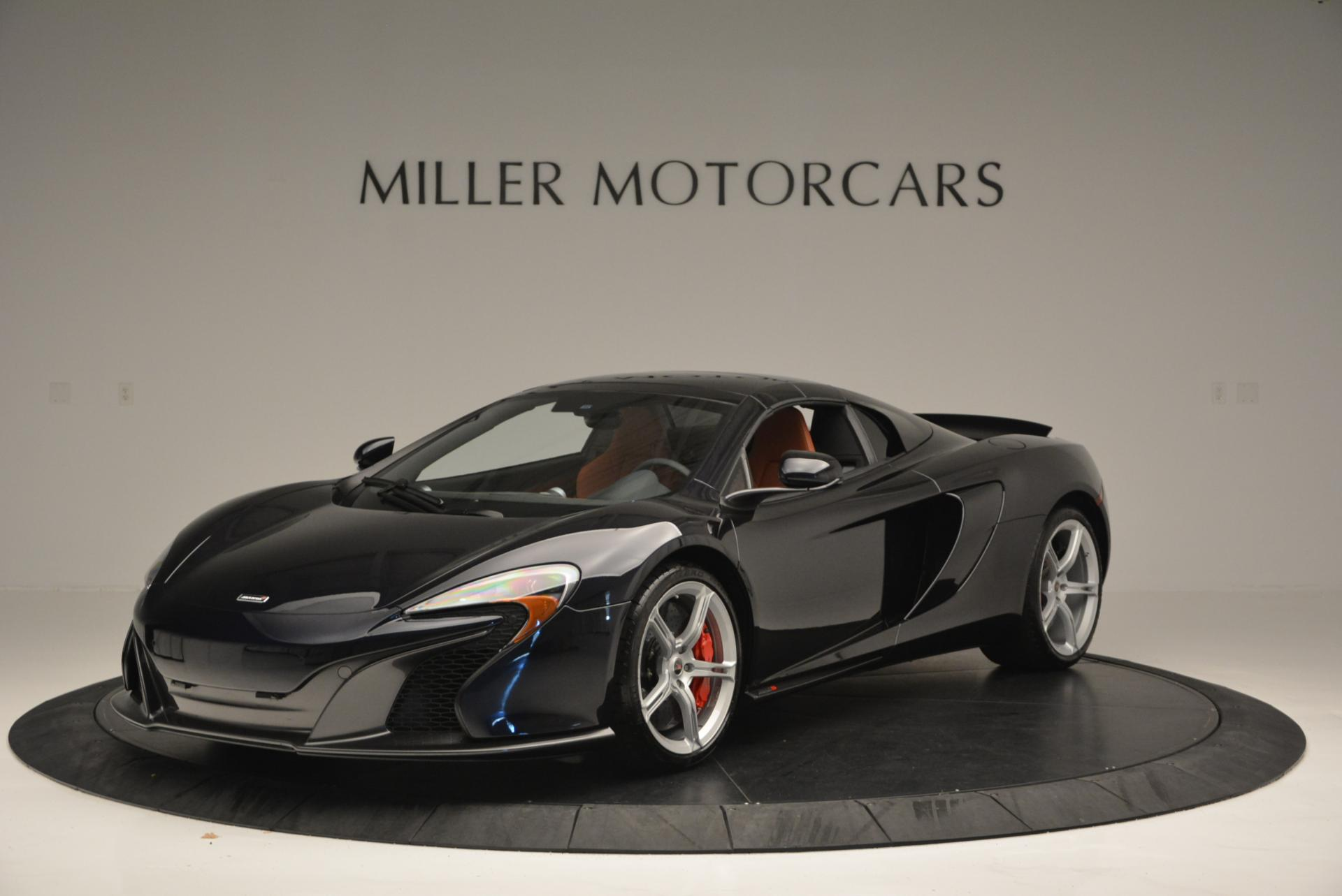Used 2015 McLaren 650S Spider  For Sale In Greenwich, CT 518_p16