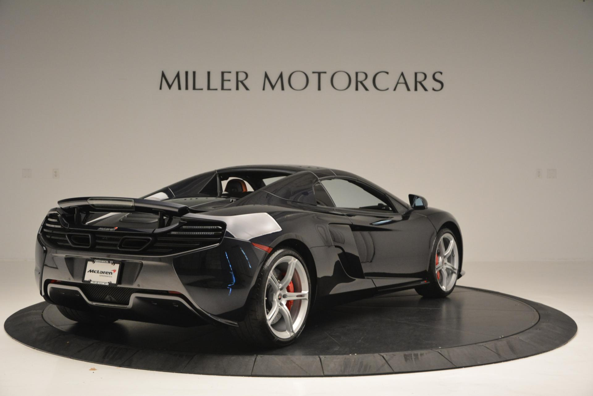 Used 2015 McLaren 650S Spider  For Sale In Greenwich, CT 518_p20