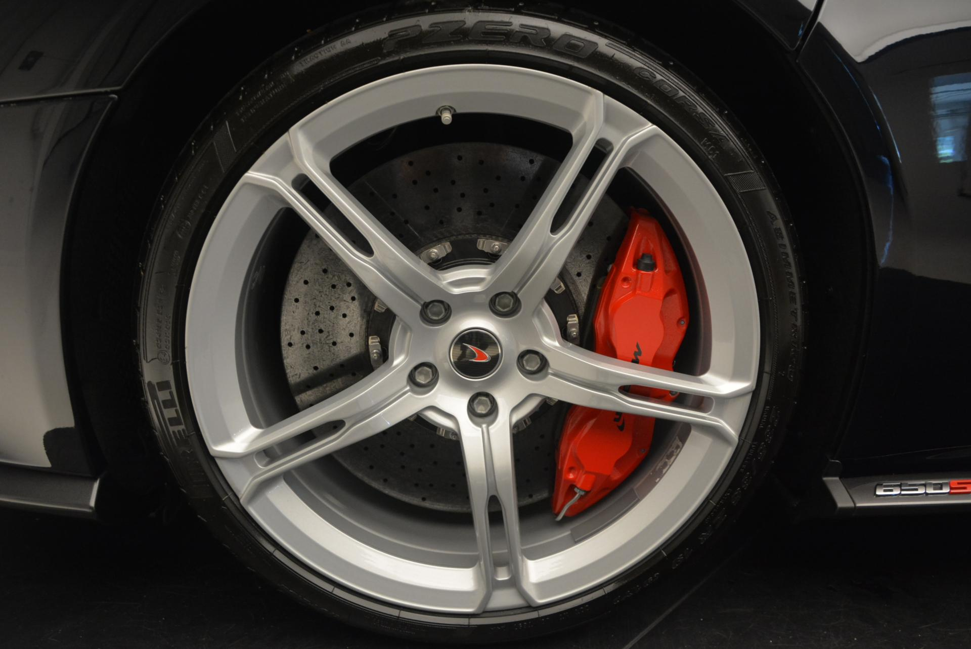 Used 2015 McLaren 650S Spider  For Sale In Greenwich, CT 518_p23