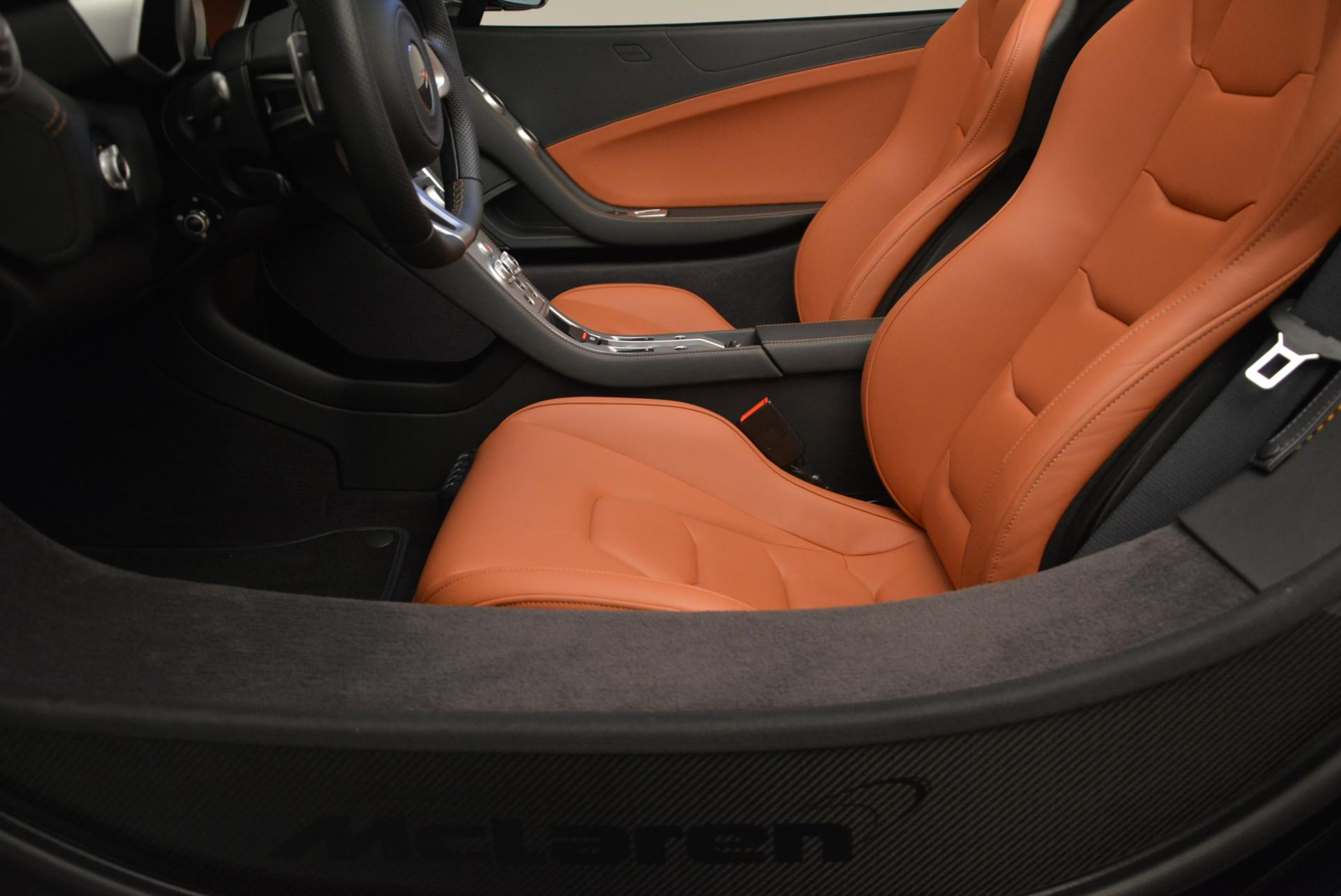 Used 2015 McLaren 650S Spider  For Sale In Greenwich, CT 518_p27