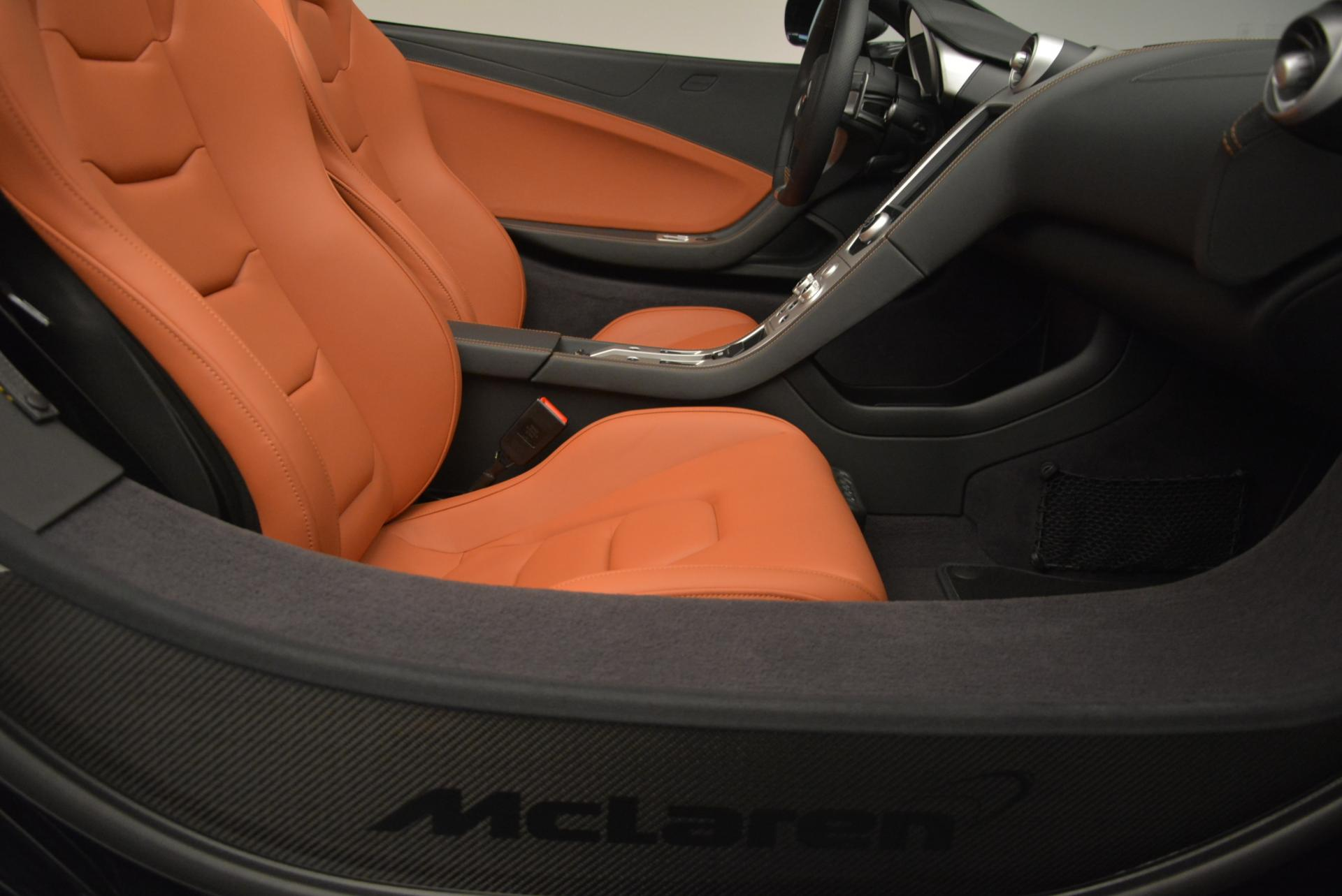 Used 2015 McLaren 650S Spider  For Sale In Greenwich, CT 518_p29