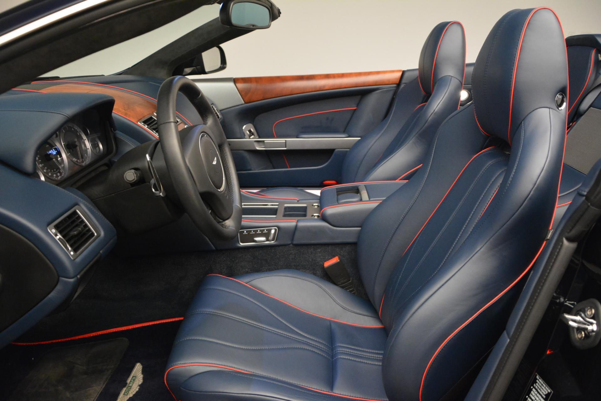 Used 2014 Aston Martin DB9 Volante For Sale In Greenwich, CT 519_p13